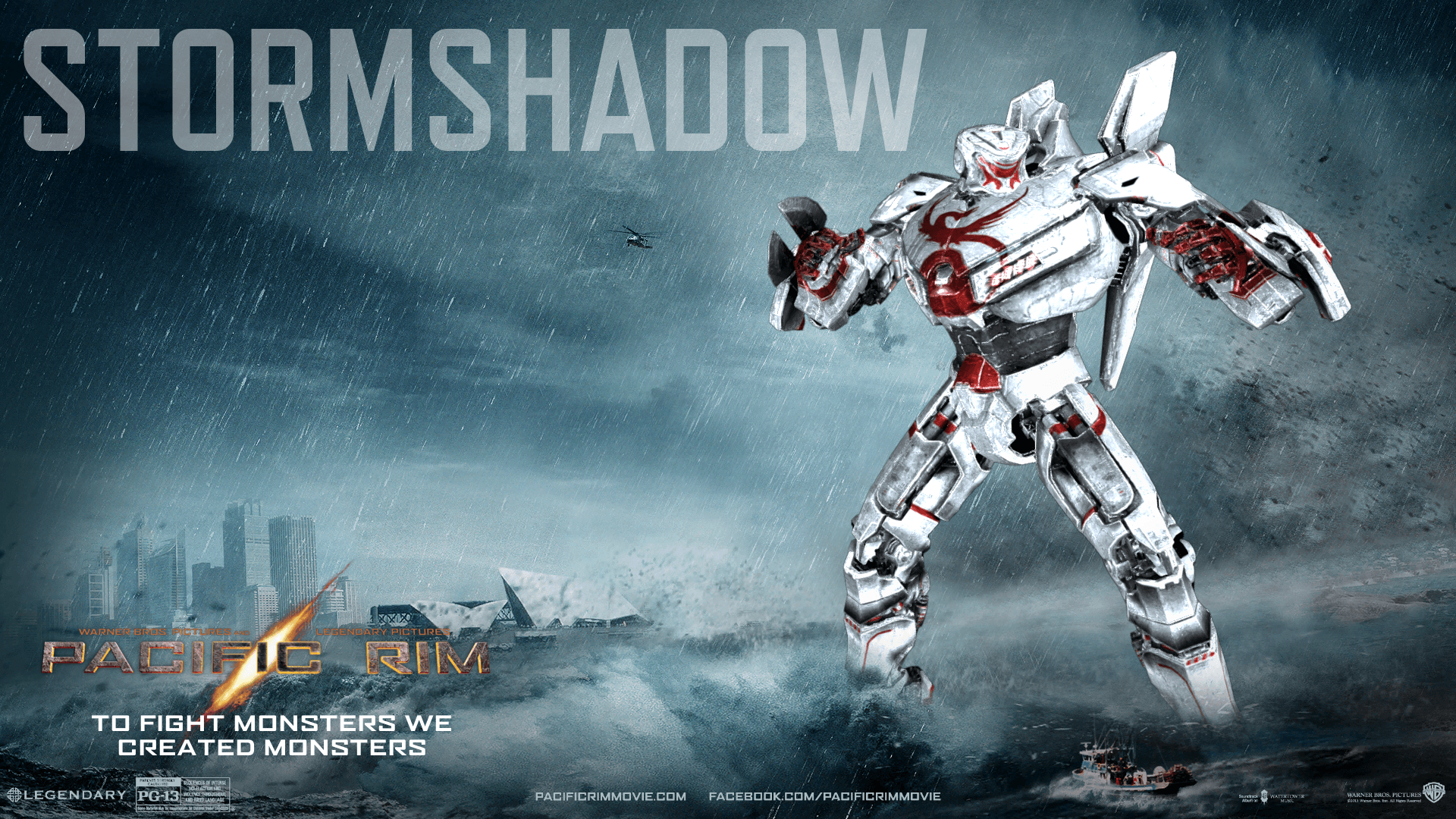 Pacific Rim Wallpapers Wallpaper Cave