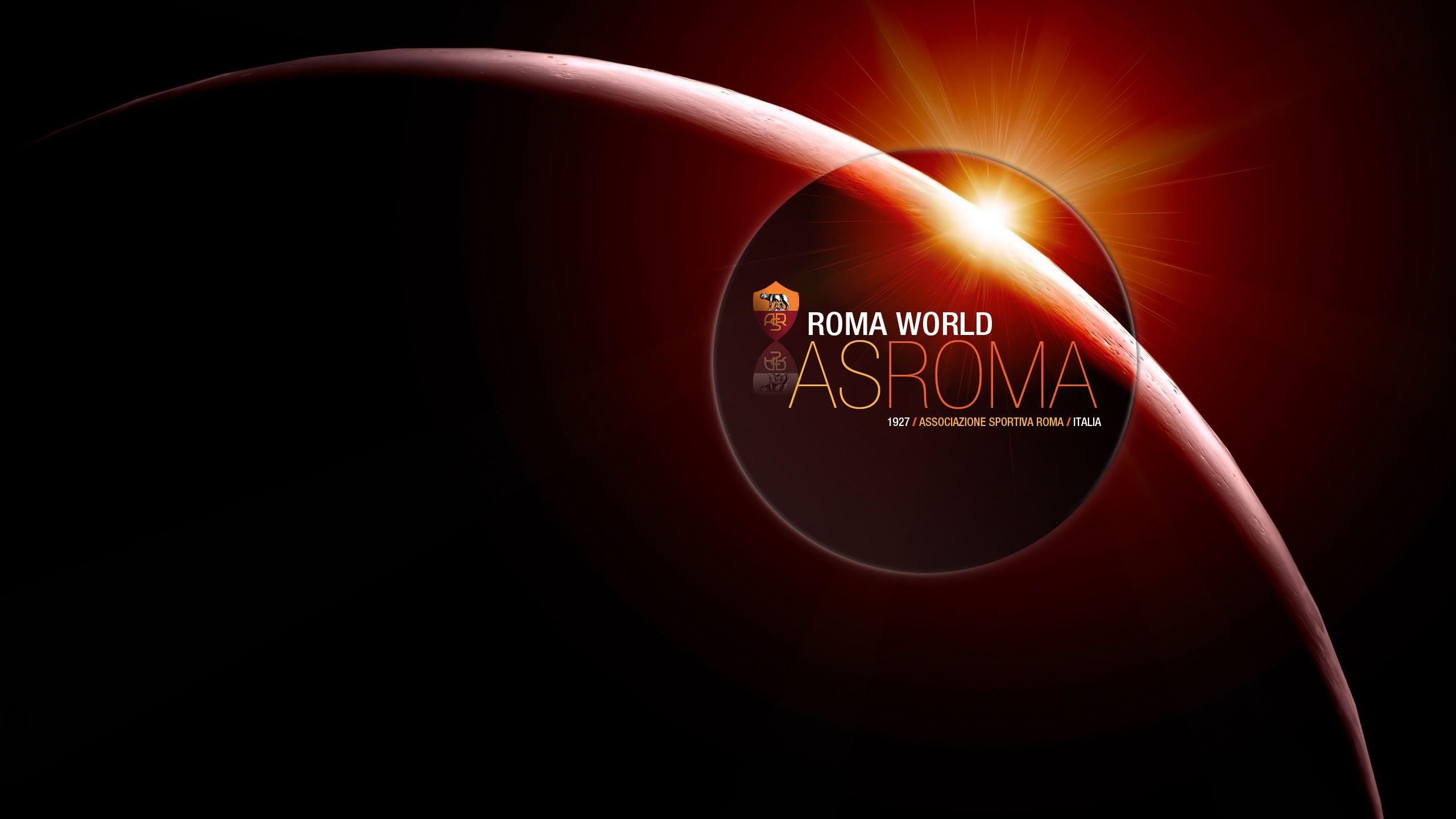 As Roma Logo Wallpapers Free Download