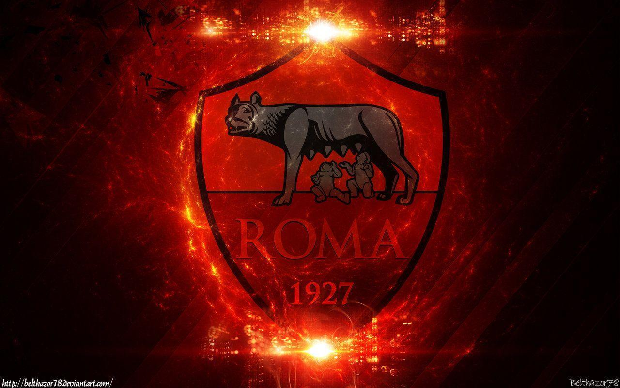 Logos, As roma and High quality wallpapers