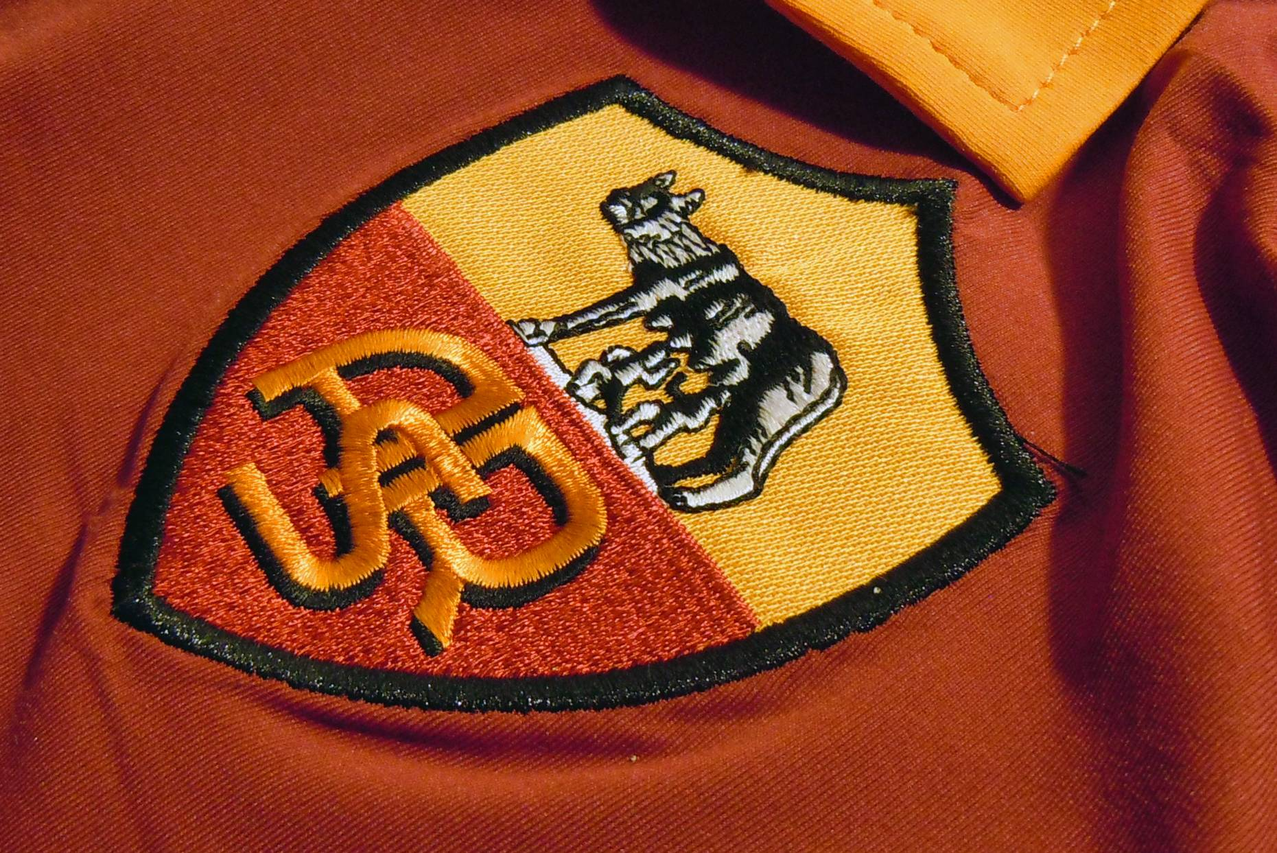 2014 as roma logo wallpapers