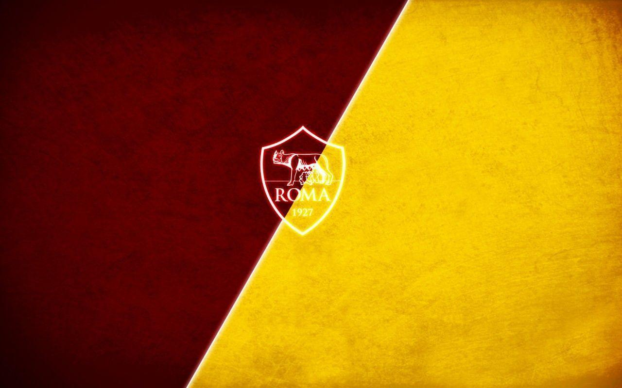 AS Roma Logo Wallpapers