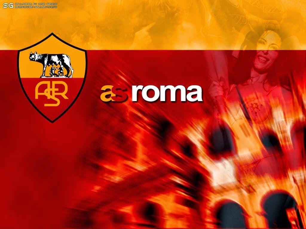 Download AS Roma Wallpapers HD Wallpapers