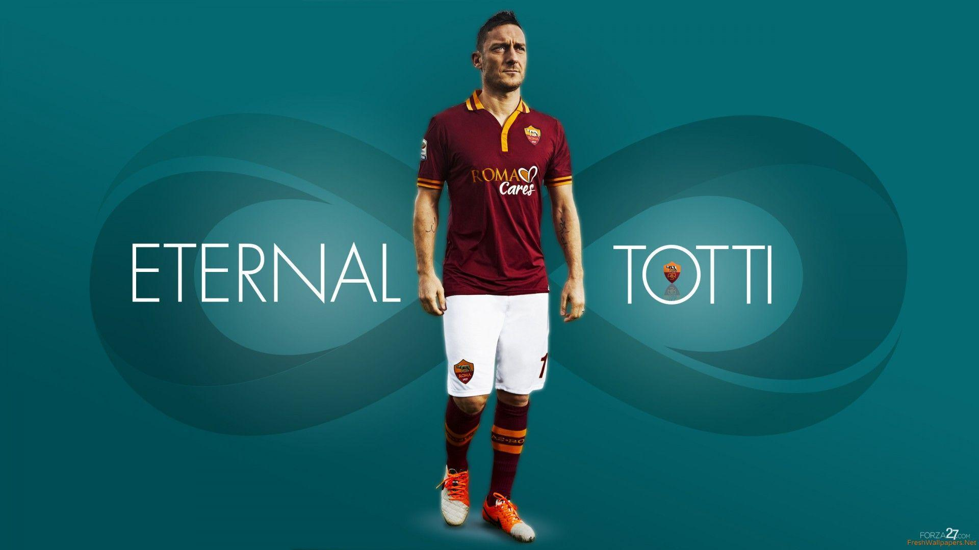 Francesco Totti AS Roma wallpapers
