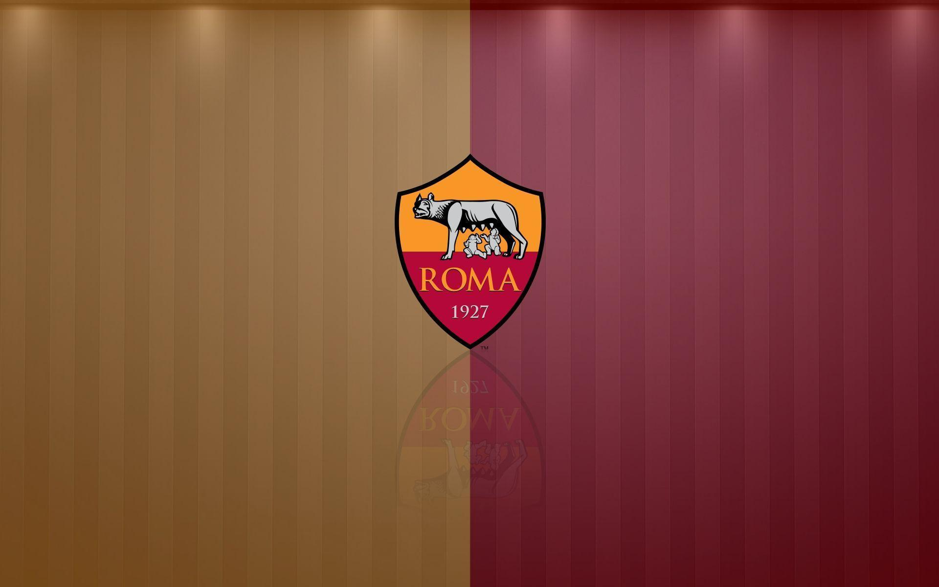 AS Roma logo, logotype. All logos, emblems, brands pictures gallery