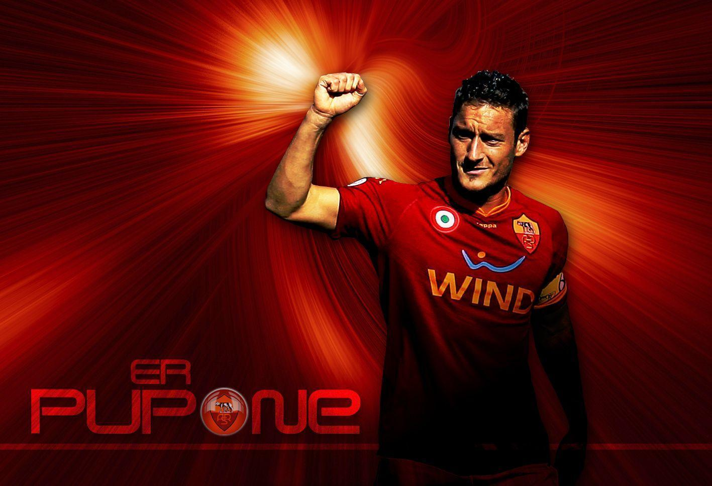 AS Roma Wallpapers from 2008 – Forza27