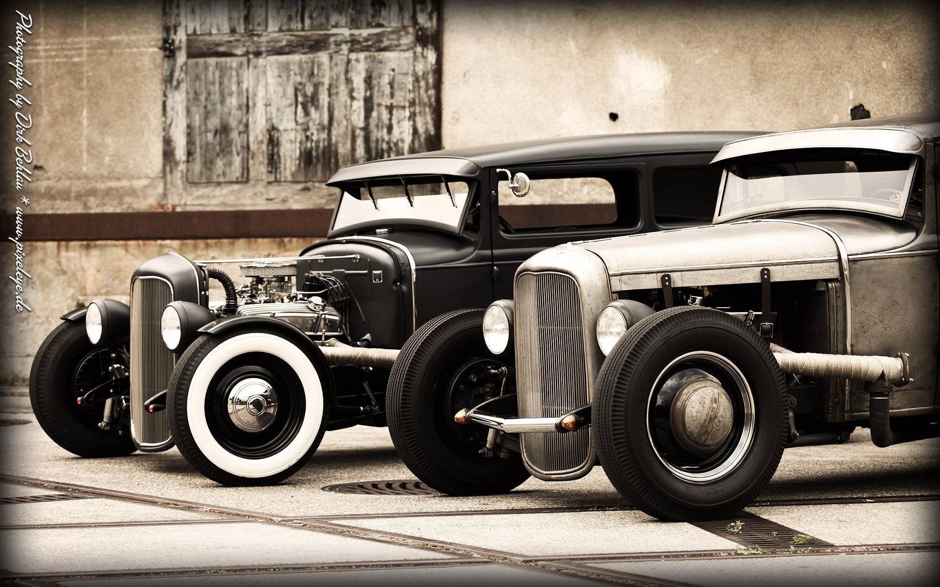 Hot Rods Wallpapers Wallpaper Cave