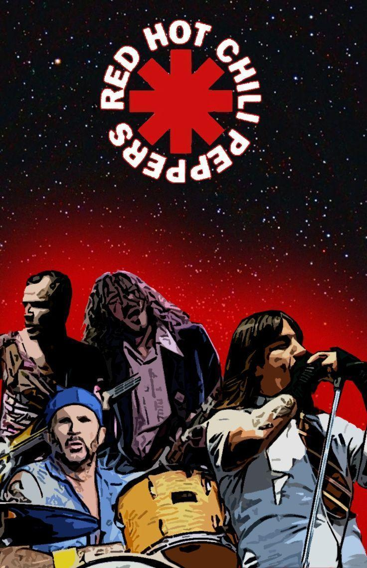 Red Hot Chili Peppers Wallpapers - Wallpaper Cave