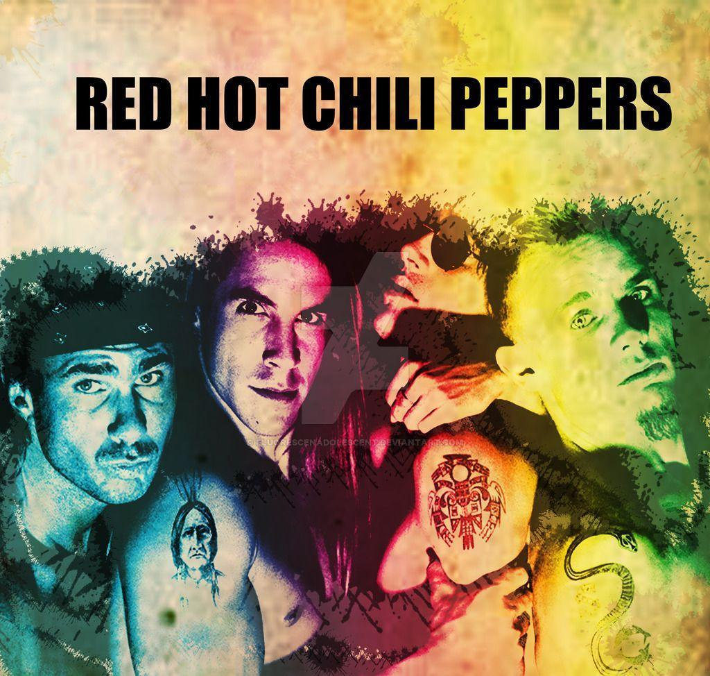 Red Hot Chili Peppers Wallpapers - Wallpaper Cave |Hot Red Wallpaper