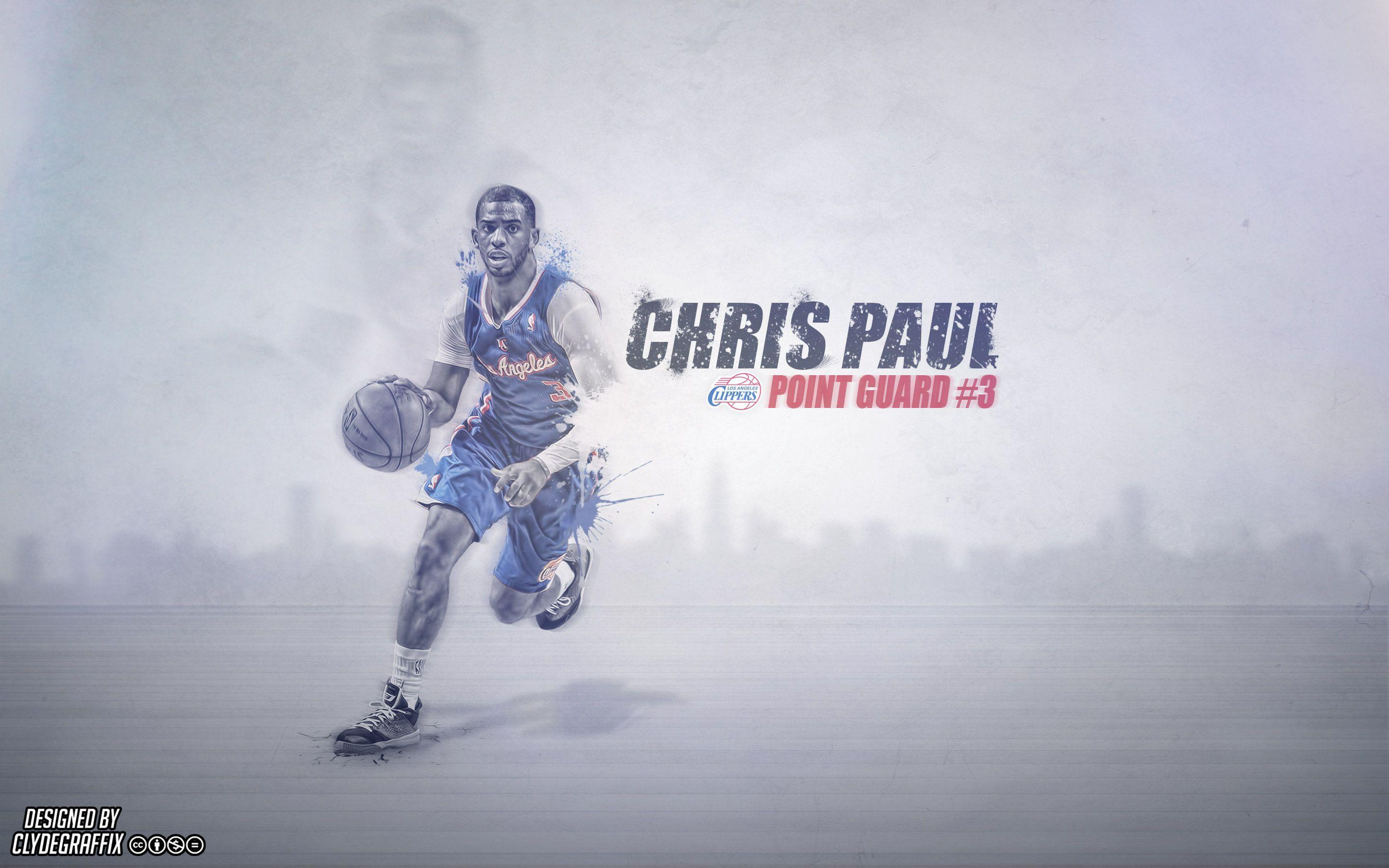 Chris Paul Wallpapers | Basketball Wallpapers at BasketWallpapers.com