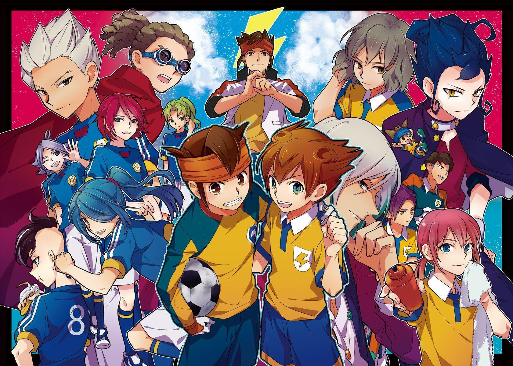 Inazuma Eleven Anime