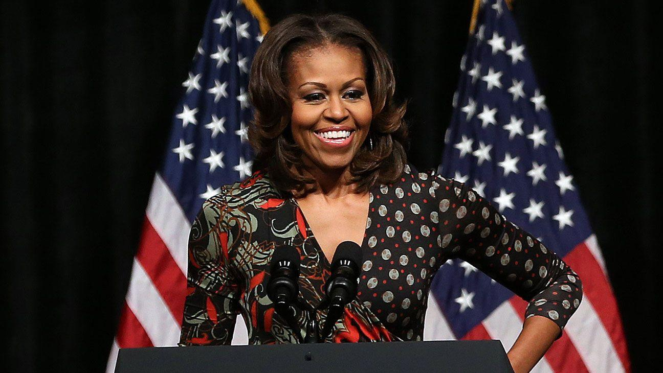 Michelle Obama Wallpapers - Wallpaper Cave