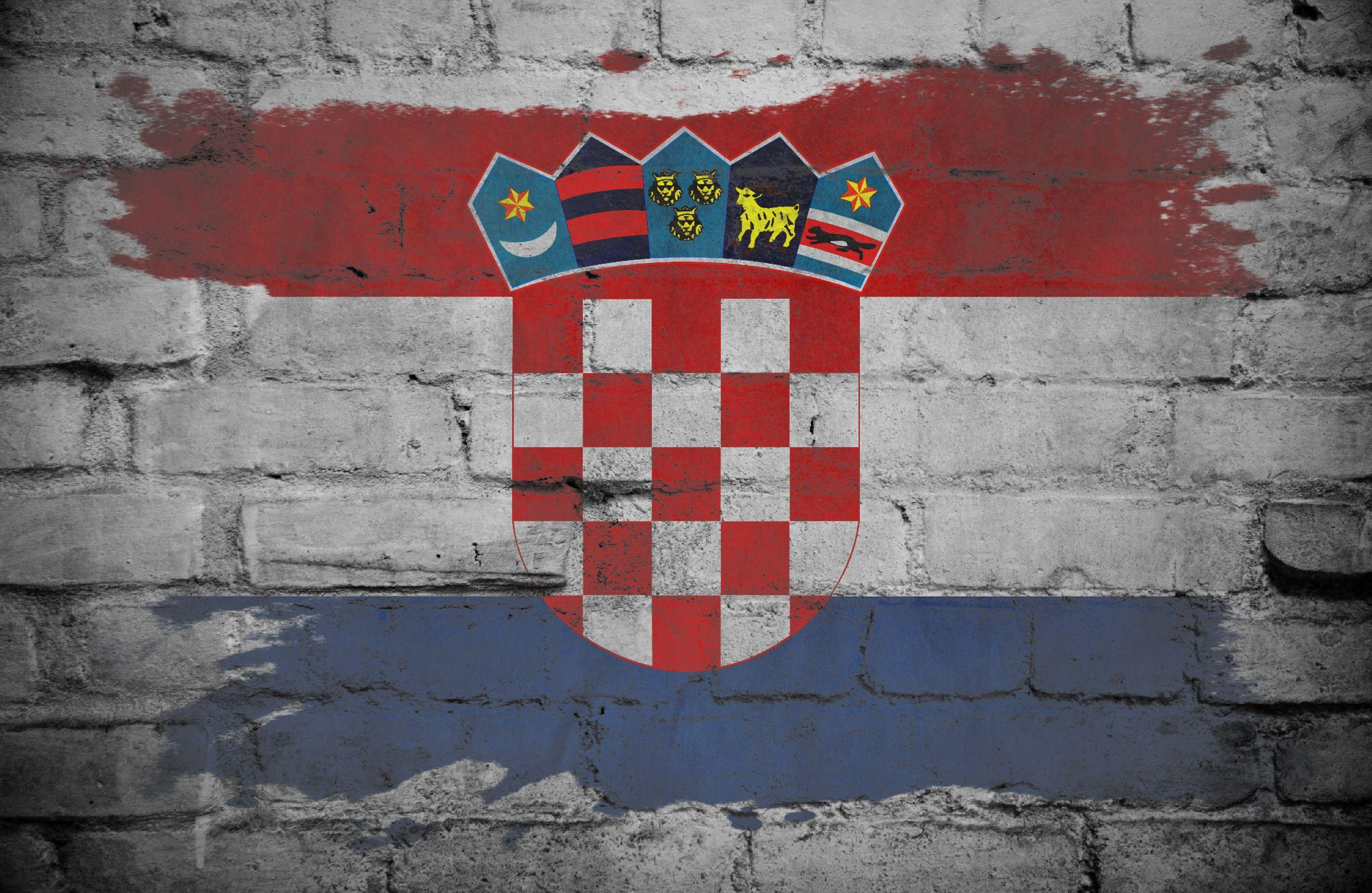 3 Flag Of Croatia HD Wallpapers | Backgrounds - Wallpaper Abyss