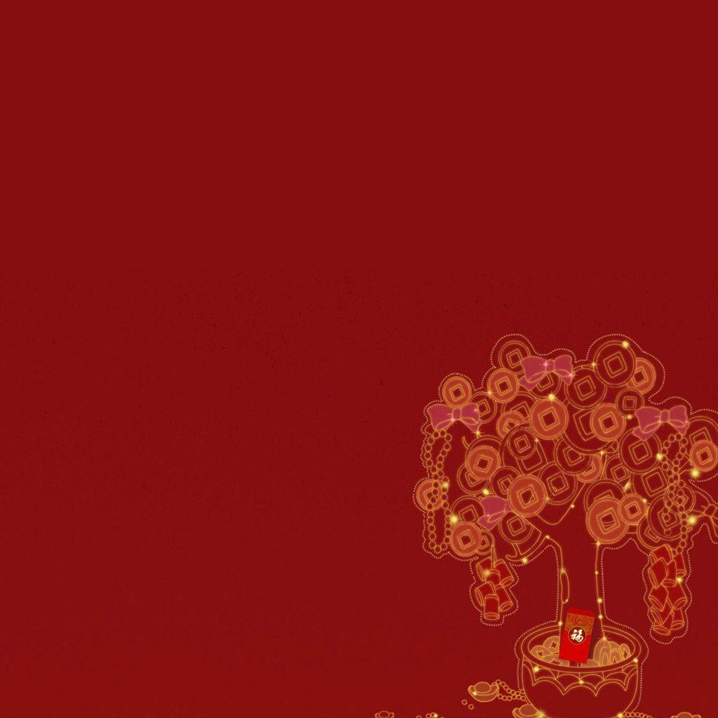 happy chinese new year wallpaper 2017 - Grasscloth Wallpaper