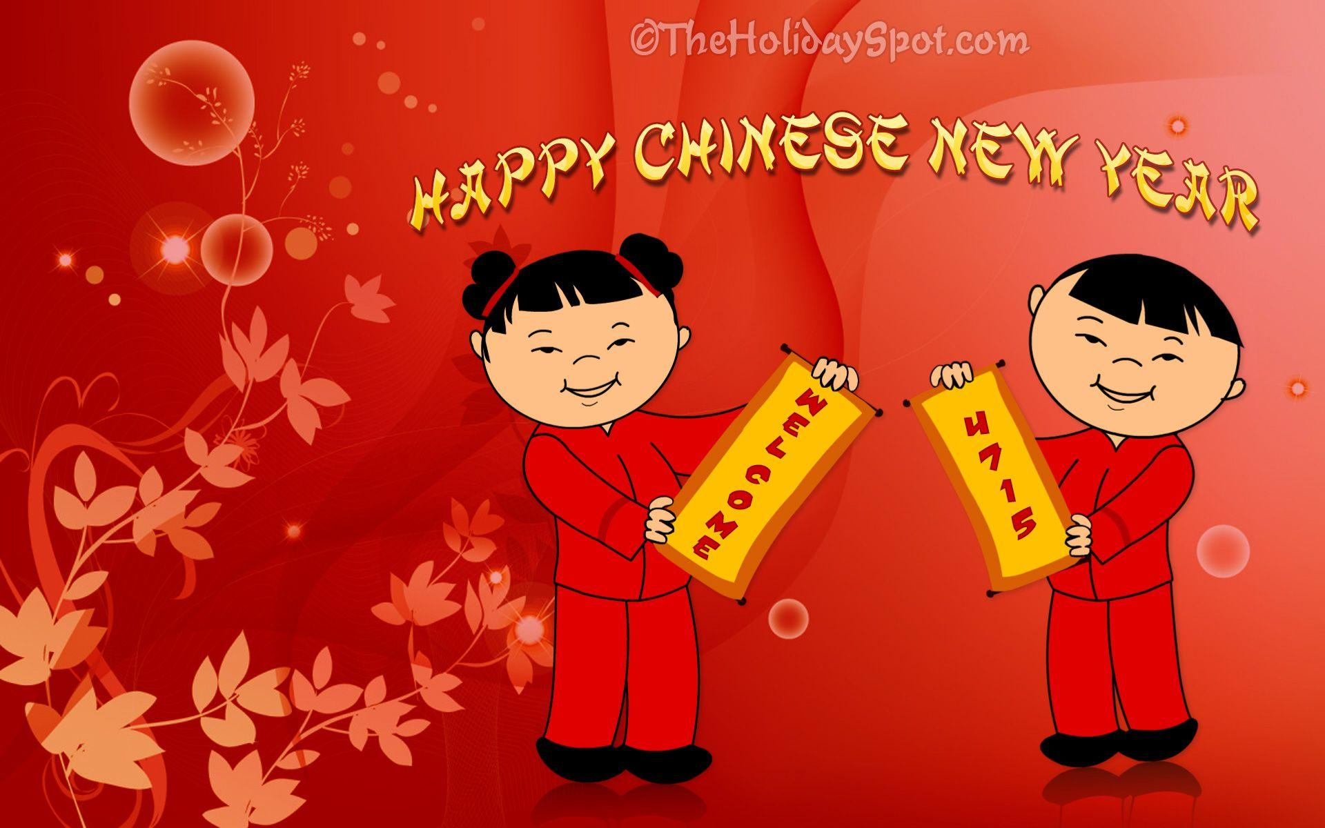 Chinese New Year Wallpapers Wallpaper Cave