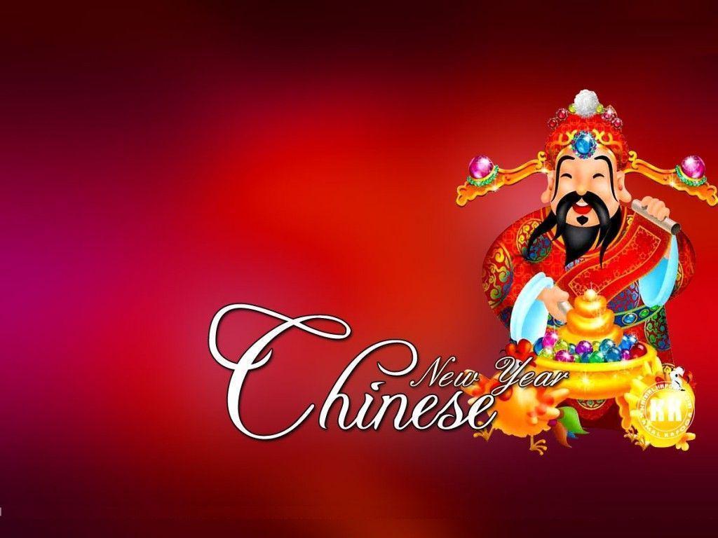 Chinese New Year Cartoon Wallpaper HD #12946 Wallpaper | High ...