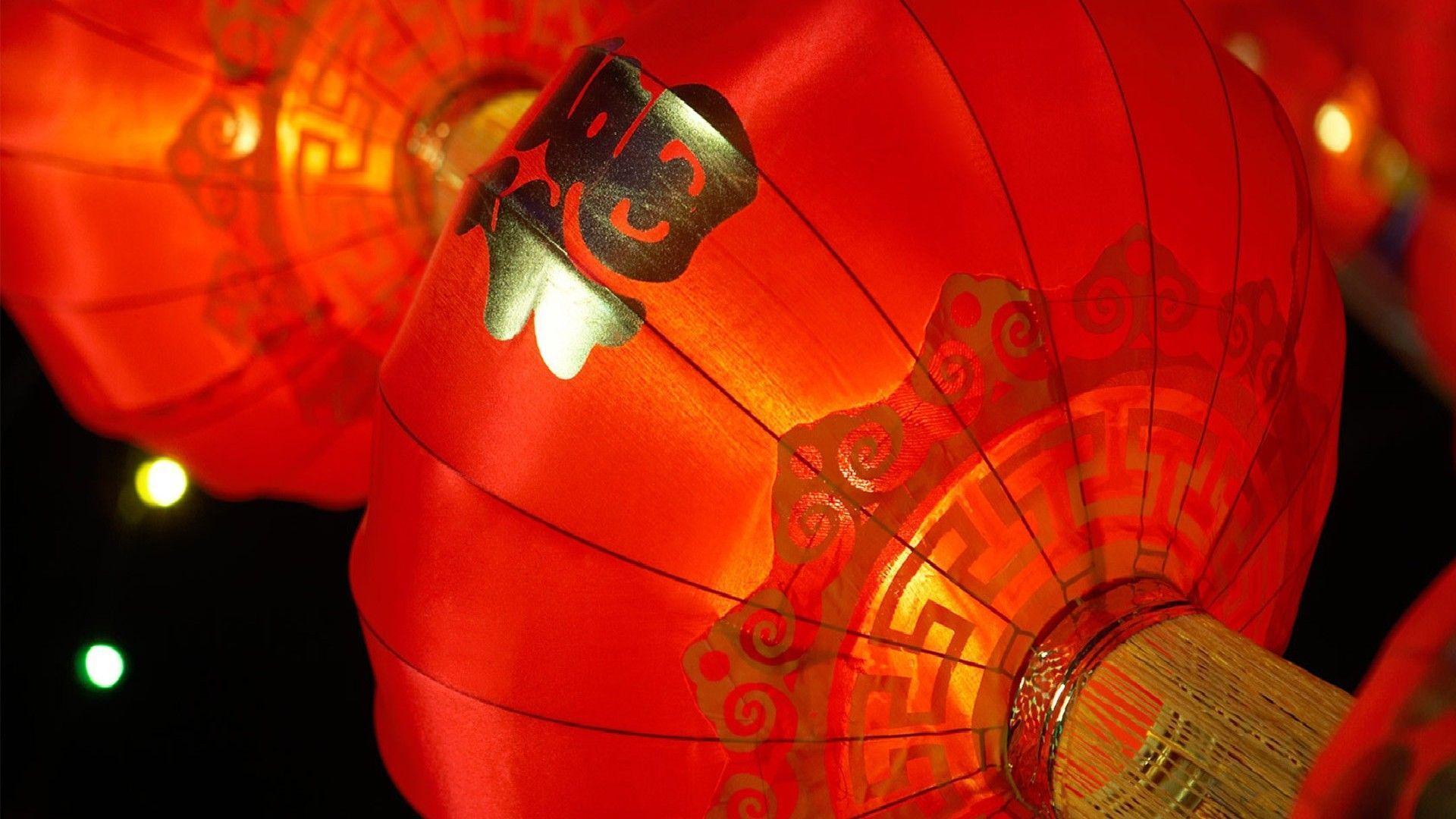 Chinese New Year Wallpaper #7038107