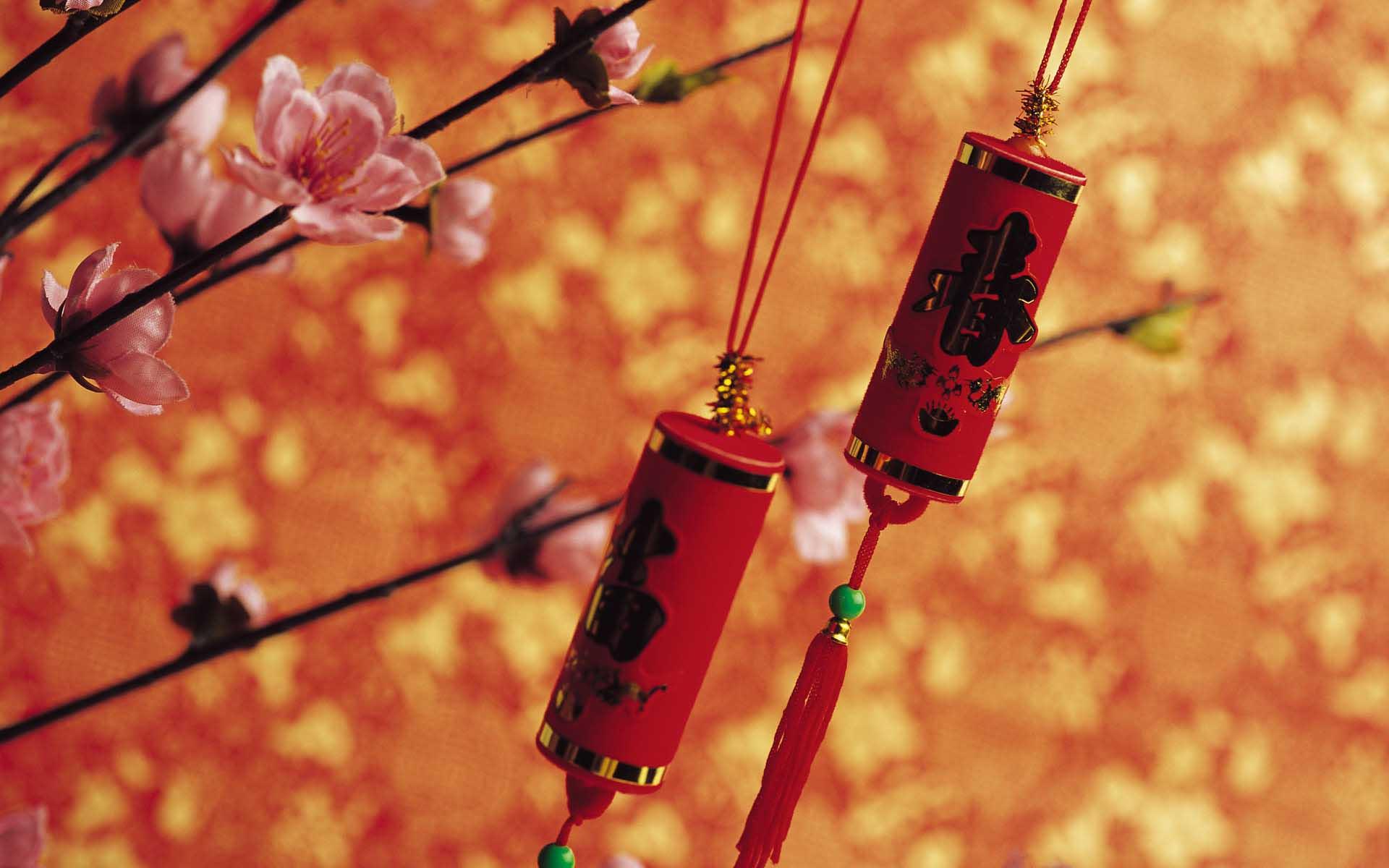 Chinese New Year Firecracker Wallpaper #22799 Wallpaper | High ...