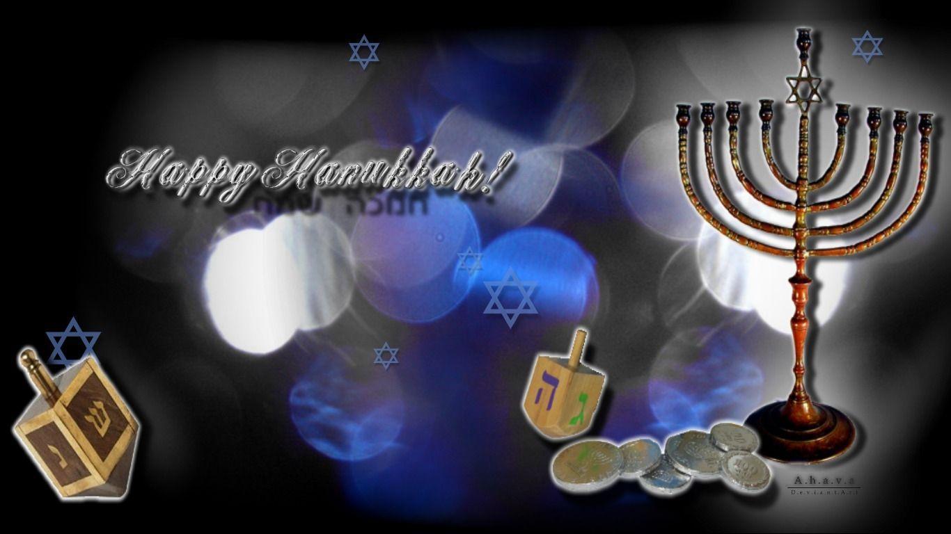 Happy Hanukkah - Wallpaper #38787
