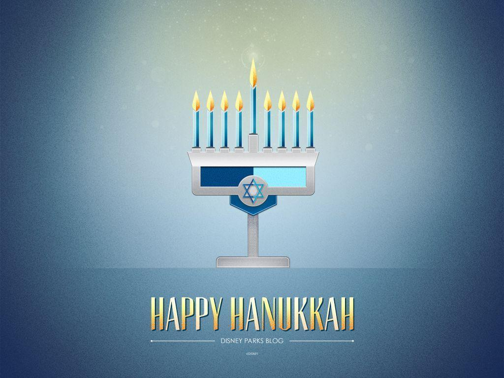 Download Our Disney Parks Hanukkah Desktop Wallpaper | Disney ...