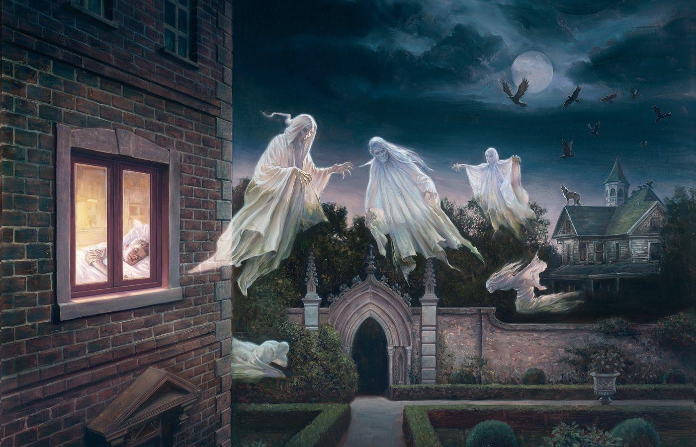 647 Halloween HD Wallpapers | Backgrounds - Wallpaper Abyss