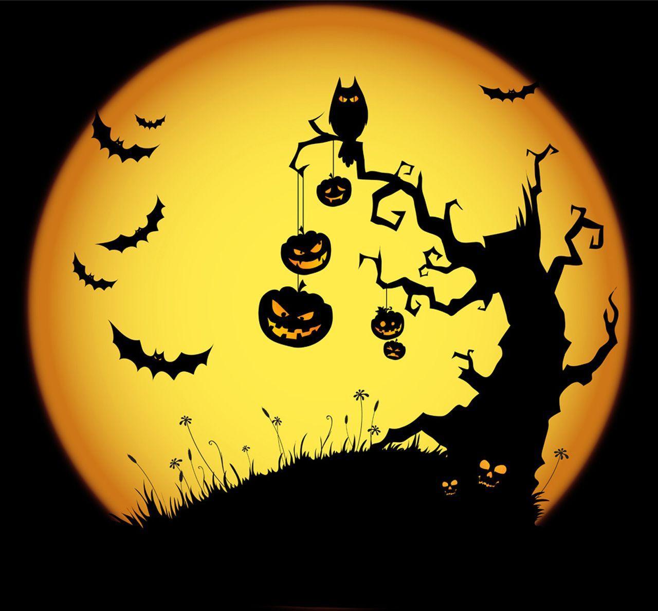 Halloween Wallpapers - Wallpaper Cave