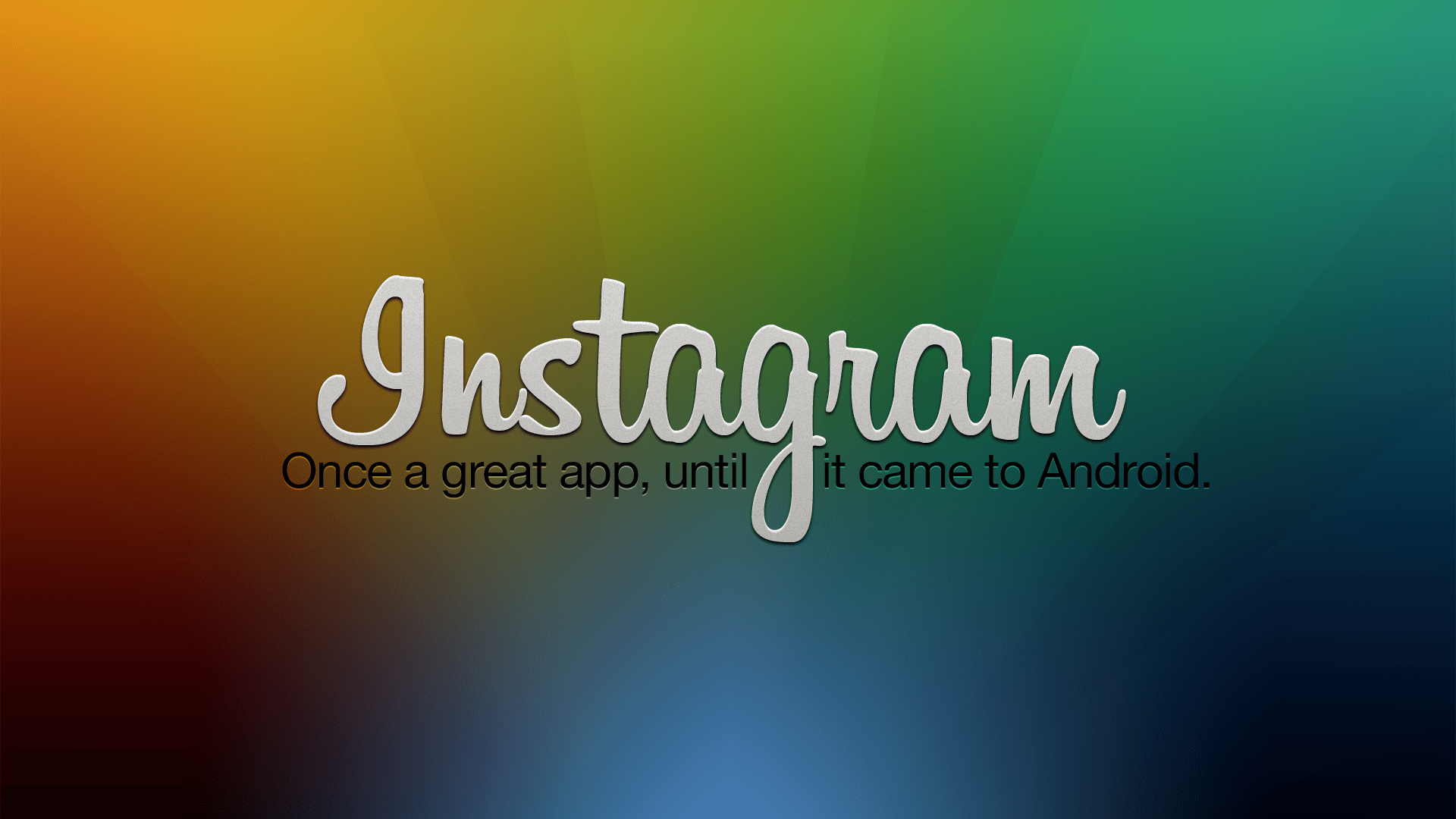 Instagram Wallpaper: Instagram Logo Wallpapers