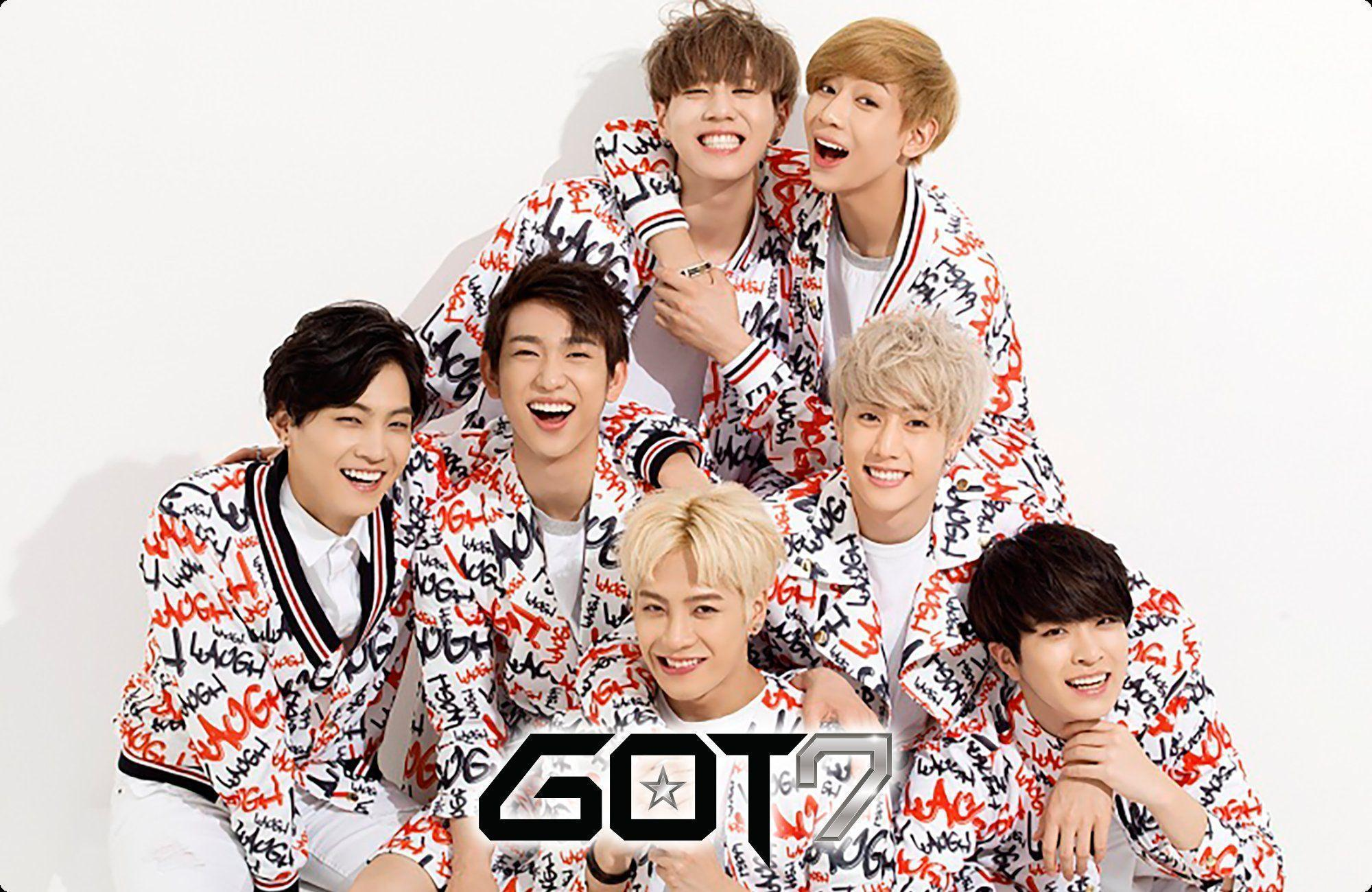 got7 wallpapers
