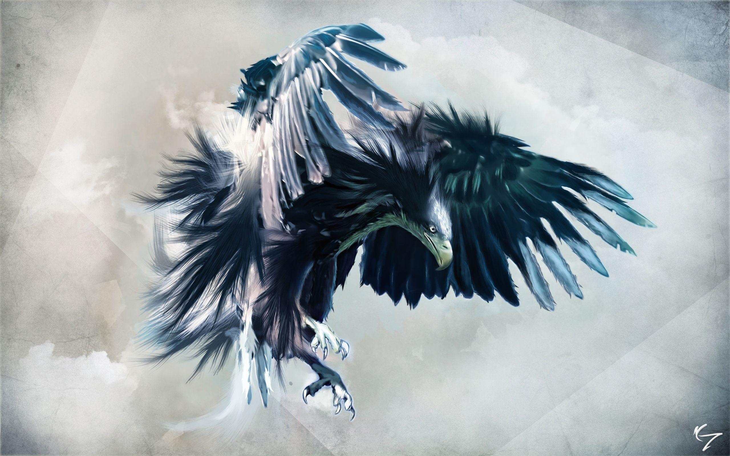 Eagle Computer Wallpapers, Desktop Backgrounds | 2560x1600 | ID:418497
