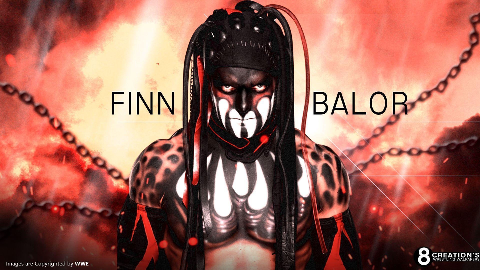finn balor wallpaper - photo #5