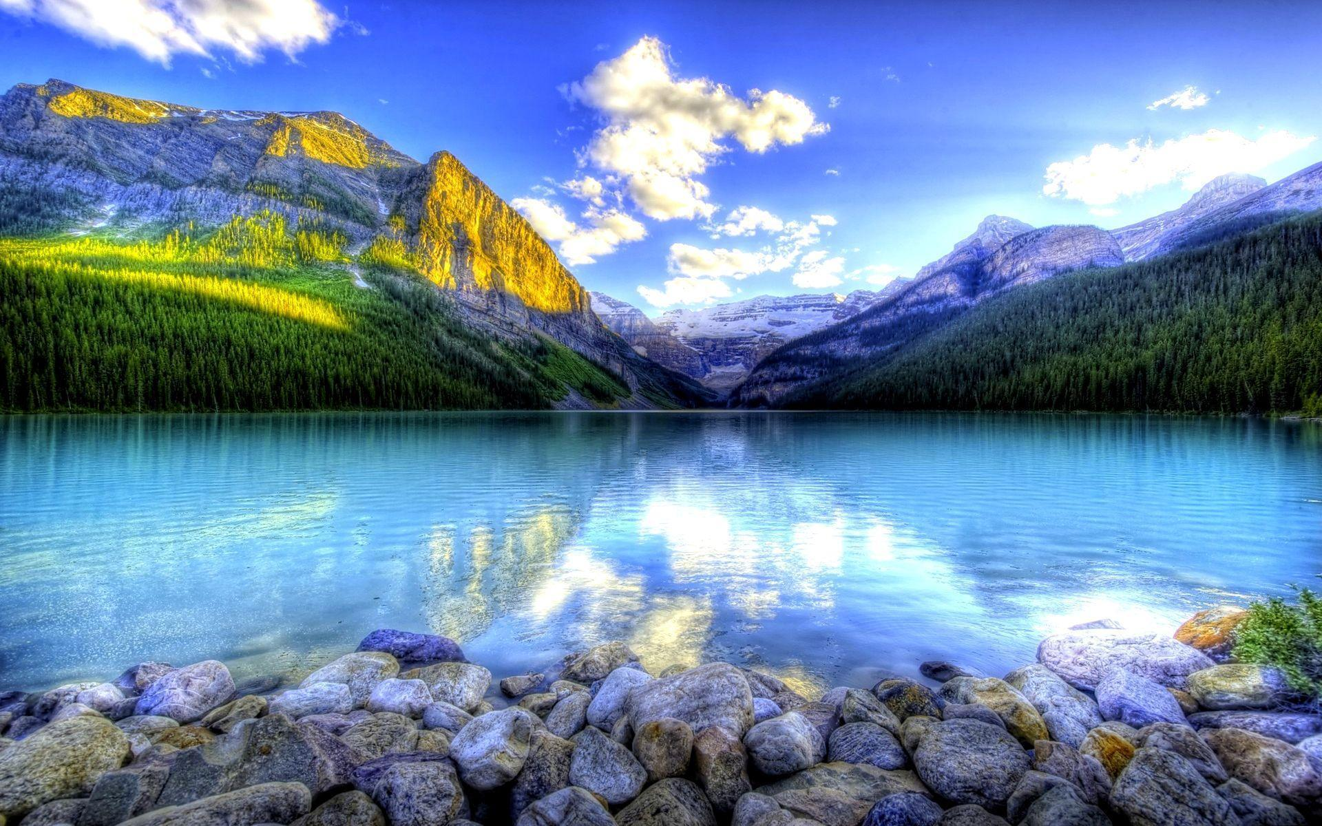 Lake Wallpapers HD Pictures | Live HD Wallpaper HQ Pictures ...