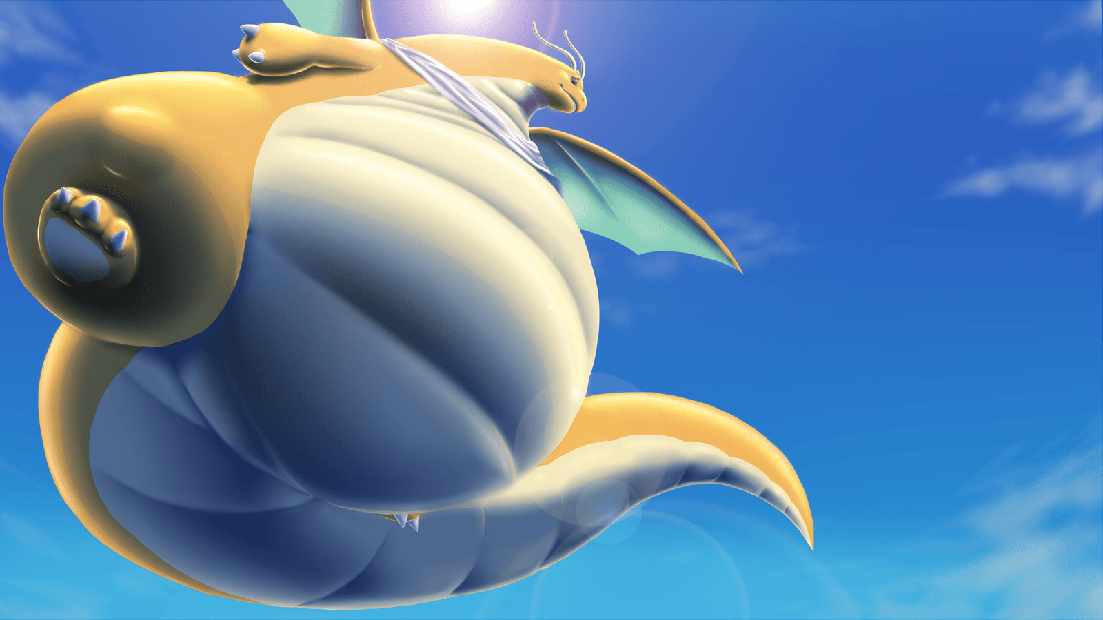 Dragonite Wallpapers - Wallpaper Cave