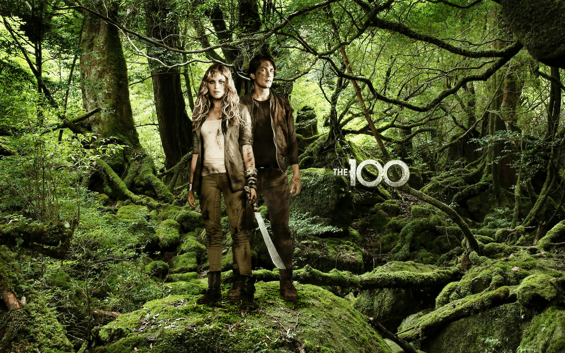 The 100 Background 7