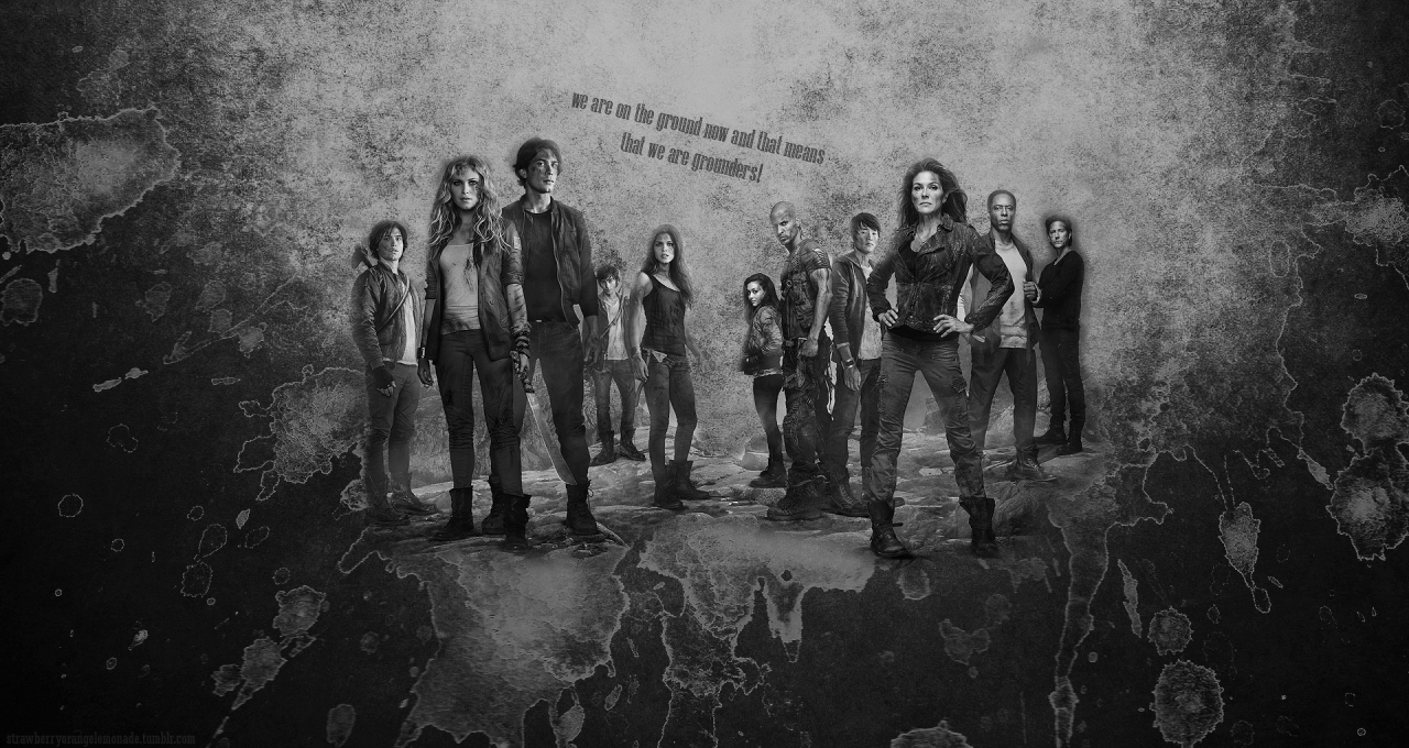 The 100 Background 9