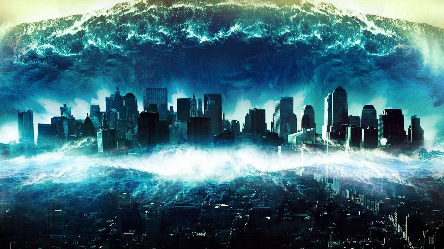 Tsunami Wallpaper 65971 | DFILES