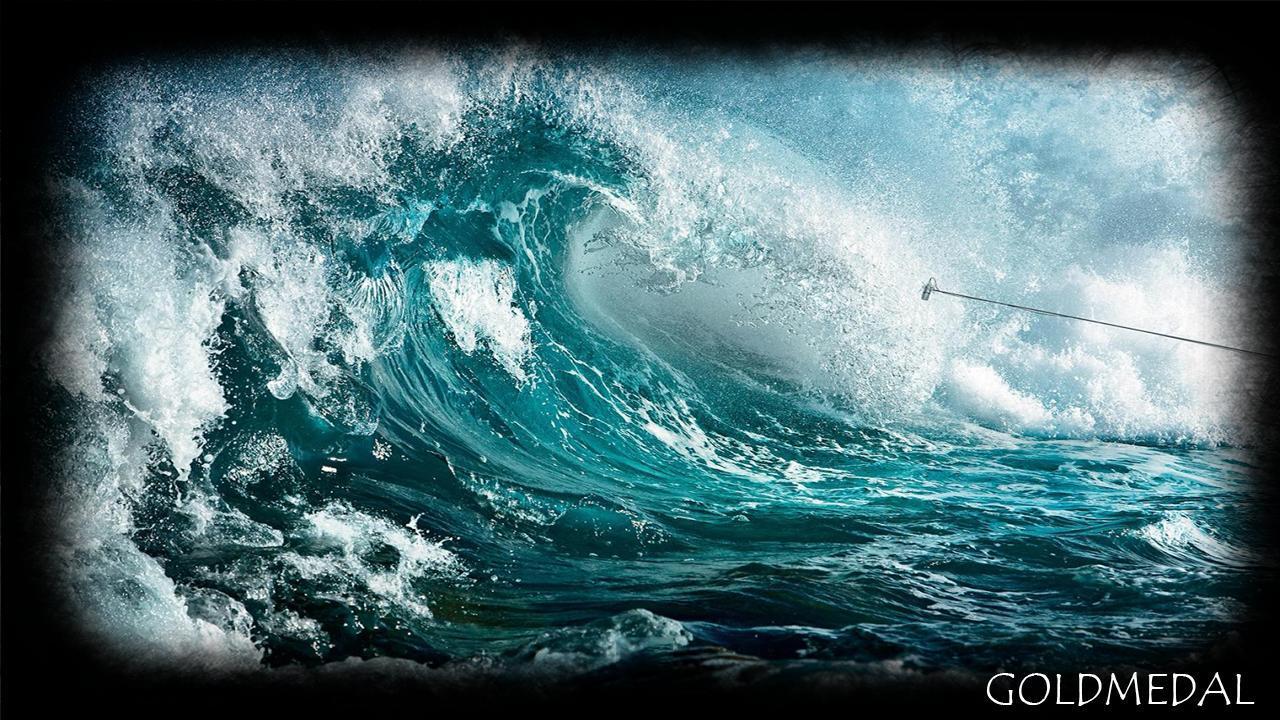 Tsunami Wallpaper APK Download - Free Personalization APP for ...