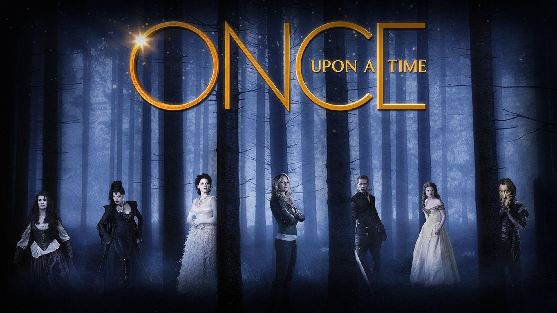 54 Once Upon A Time HD Wallpapers | Backgrounds - Wallpaper Abyss