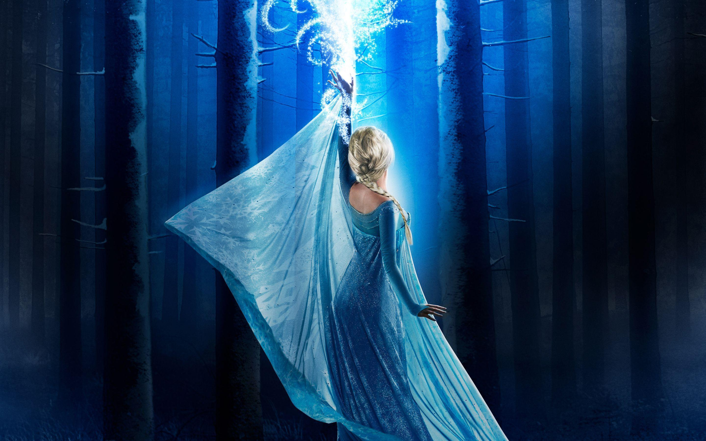 Elsa in Once Upon a Time Season 4 Wallpapers | HD Wallpapers