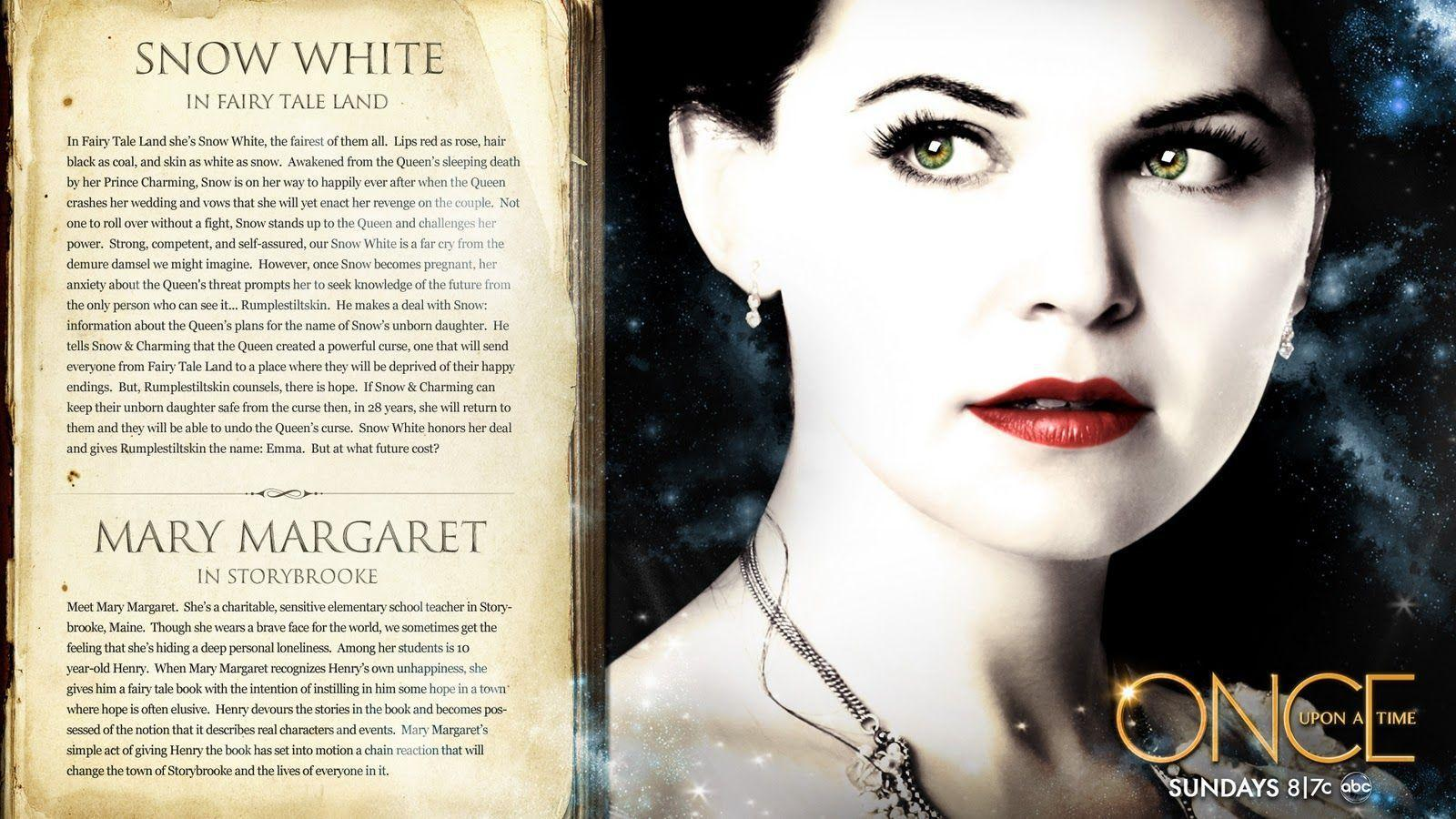 Filmic Light - Snow White Archive: Once Upon A Time Wallpaper
