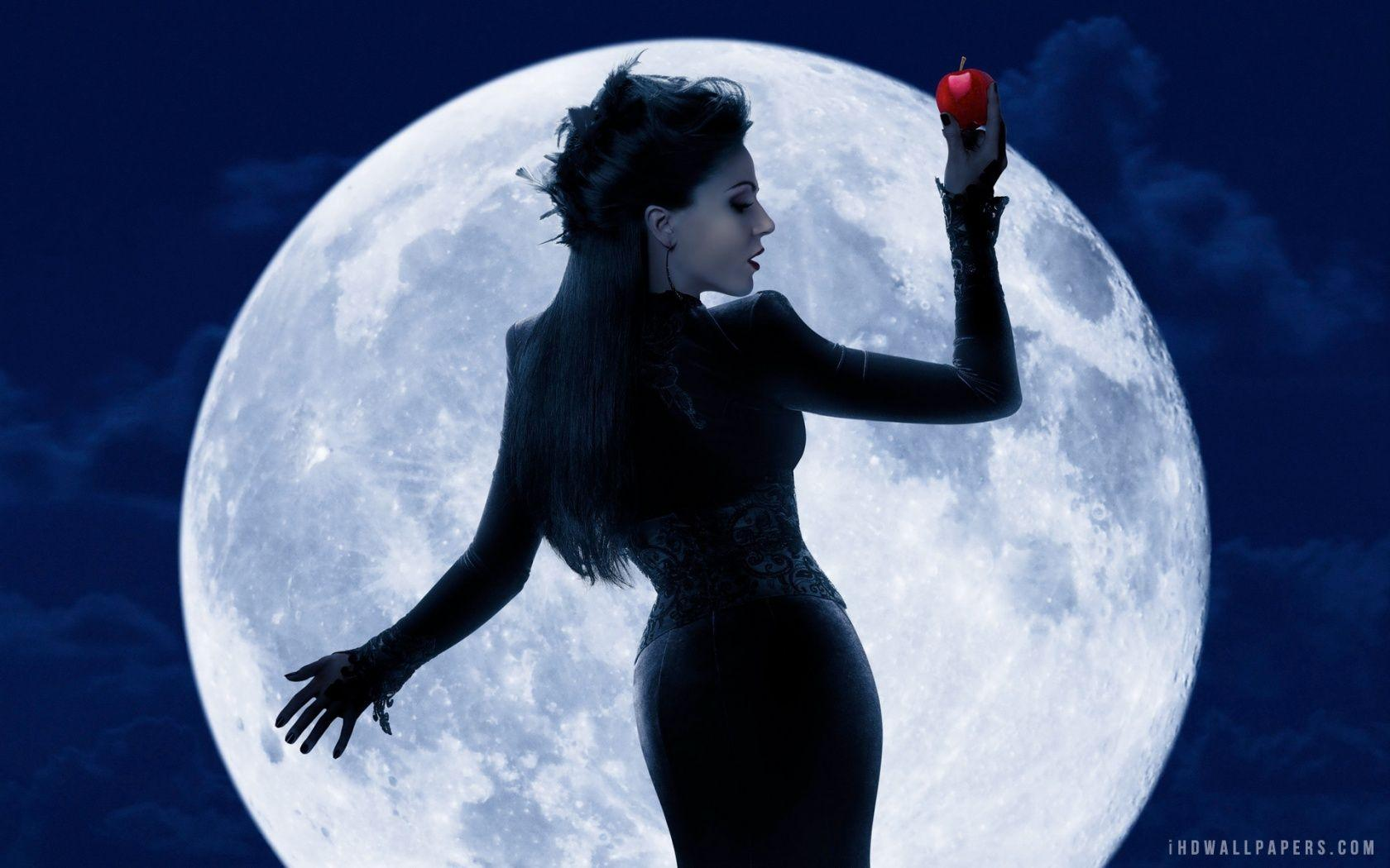 Evil Queen Regina Once Upon a Time HD Wallpaper - iHD Wallpapers