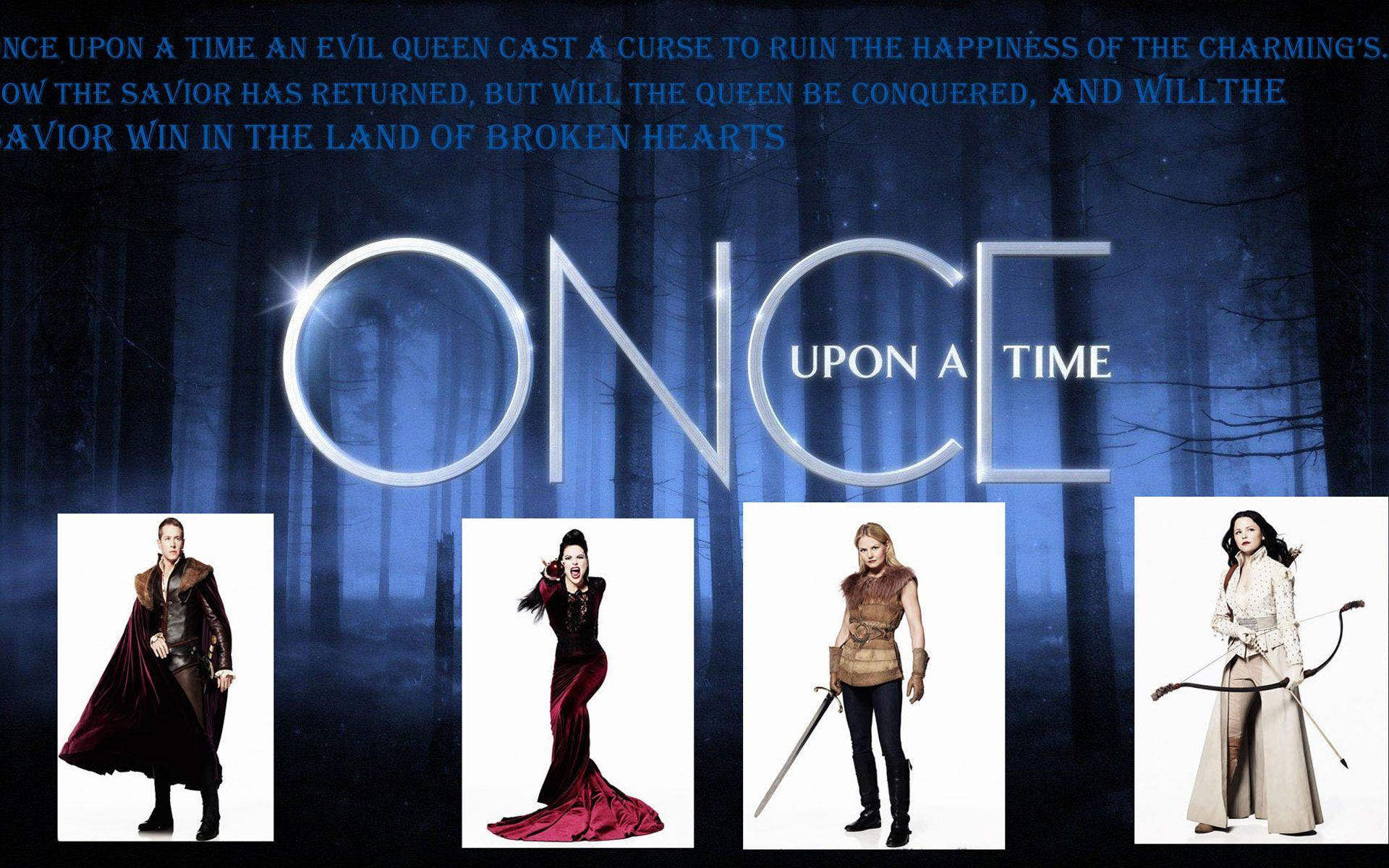 Free Wallpapers - Once Upon A Time Wallpaper