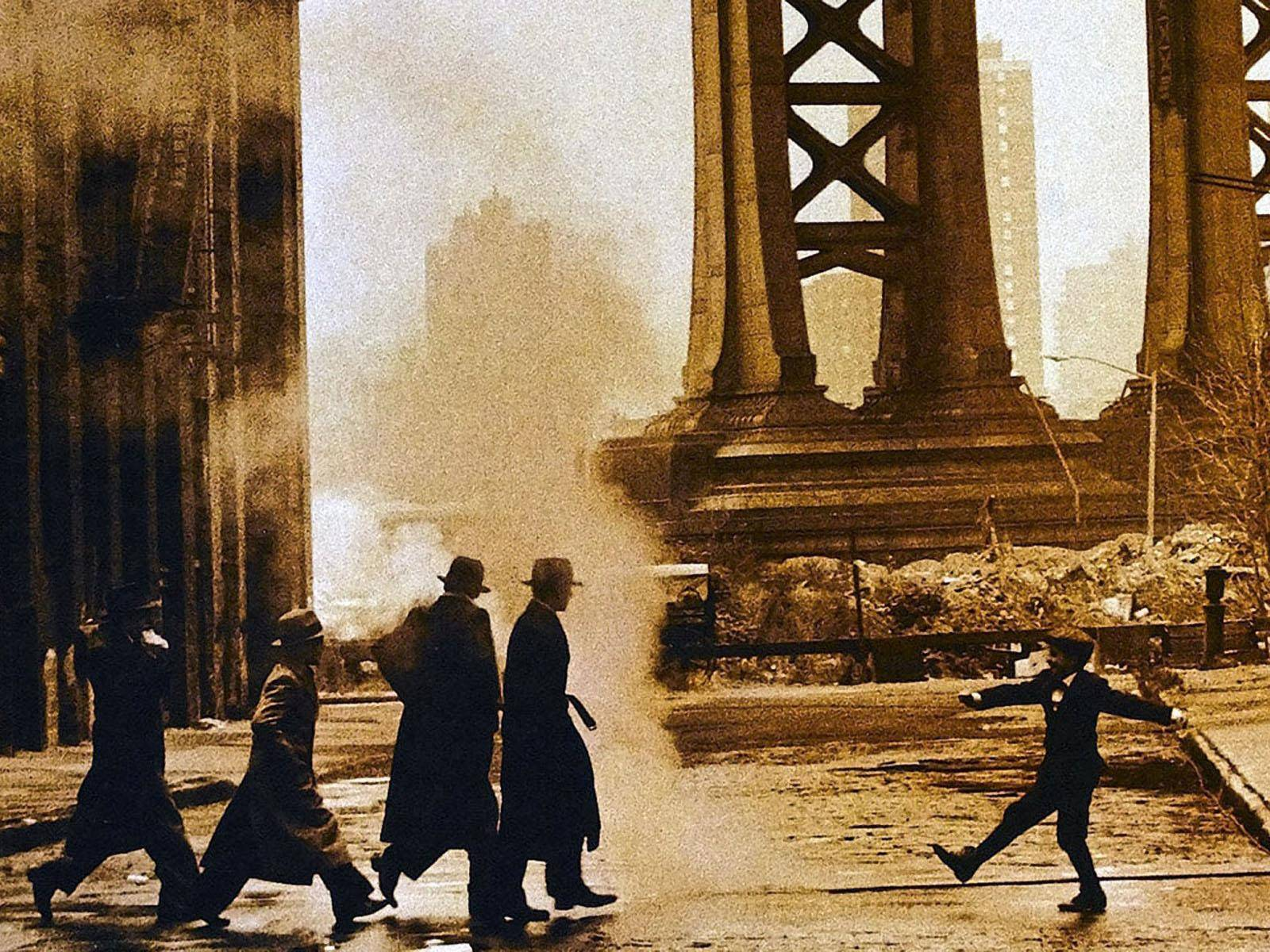 Once Upon a Time in America (Wallpaper) - Sergio Leone Wallpaper