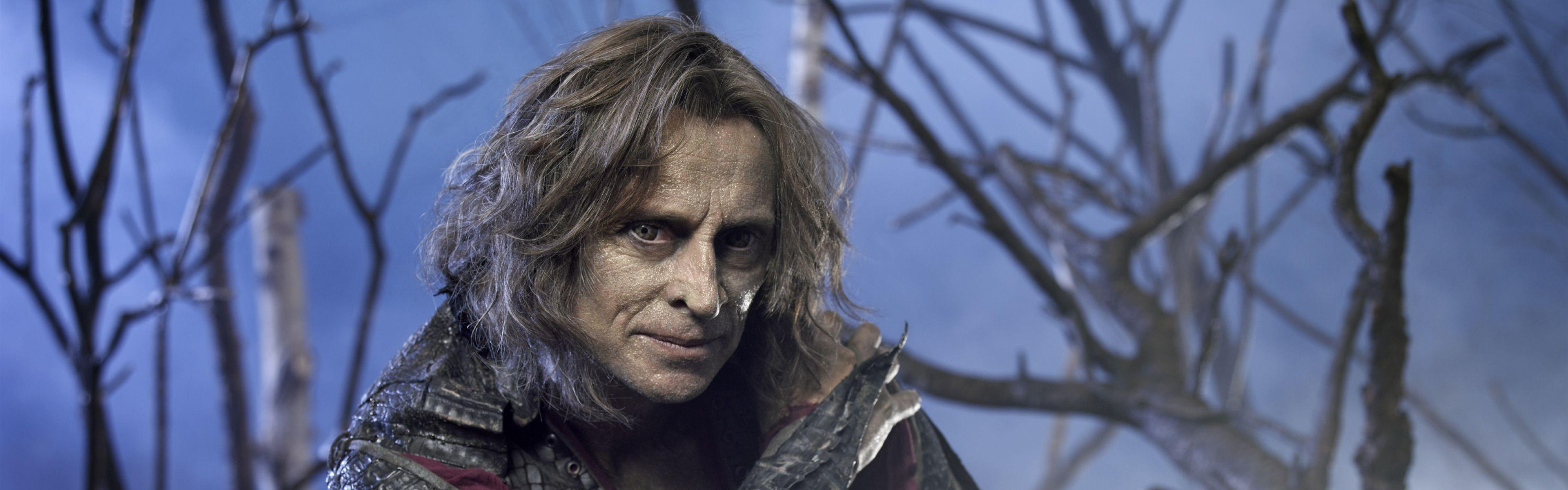 Download Wallpaper 3840x1200 Once upon a time, Robert carlyle ...