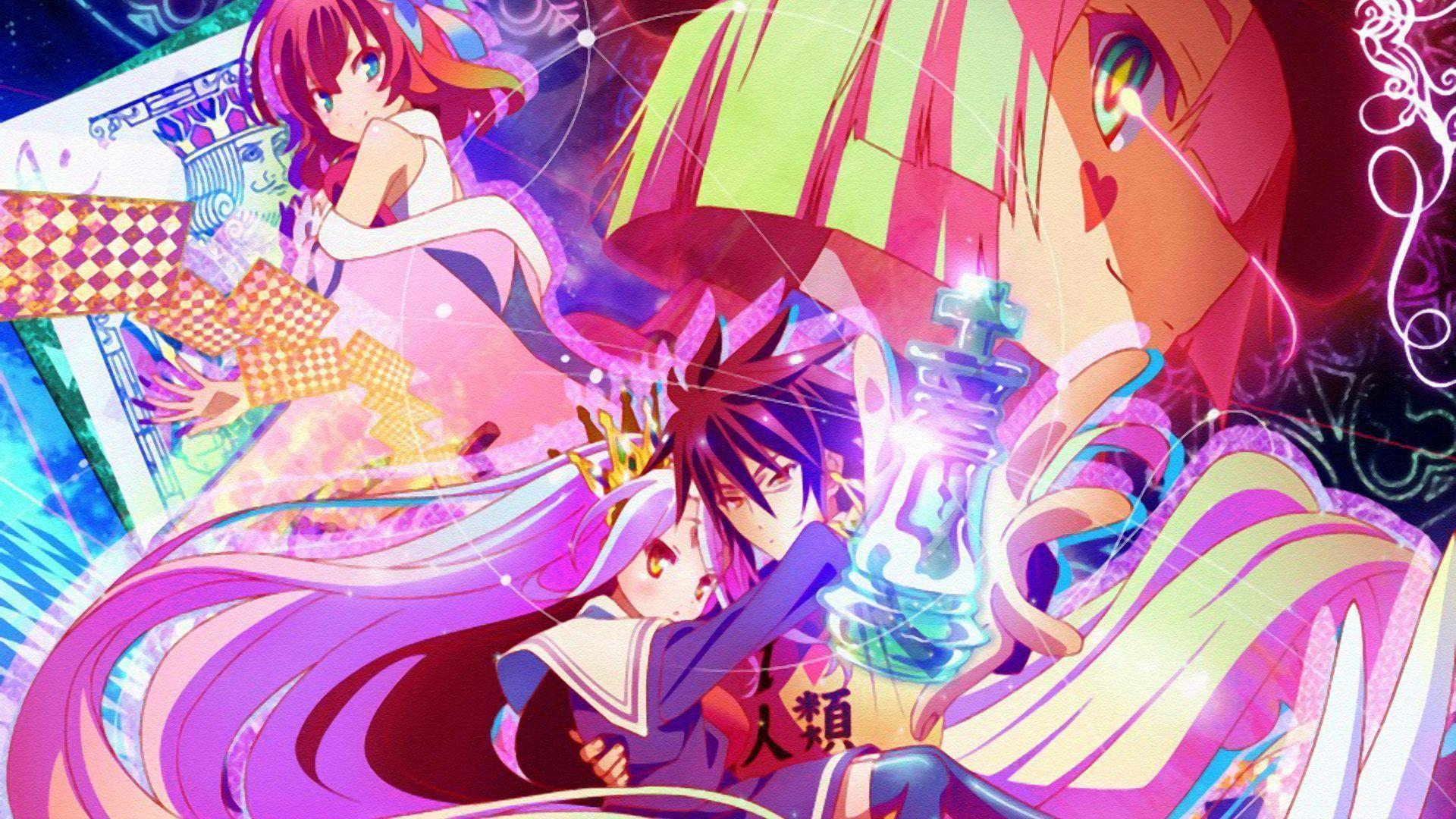 No Game No Life Wallpapers Wallpaper Cave