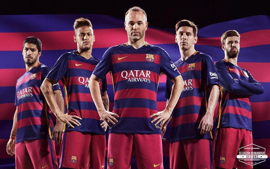 FC Barcelona 2015/16 HD WALLPAPER by SelvedinFCB on DeviantArt