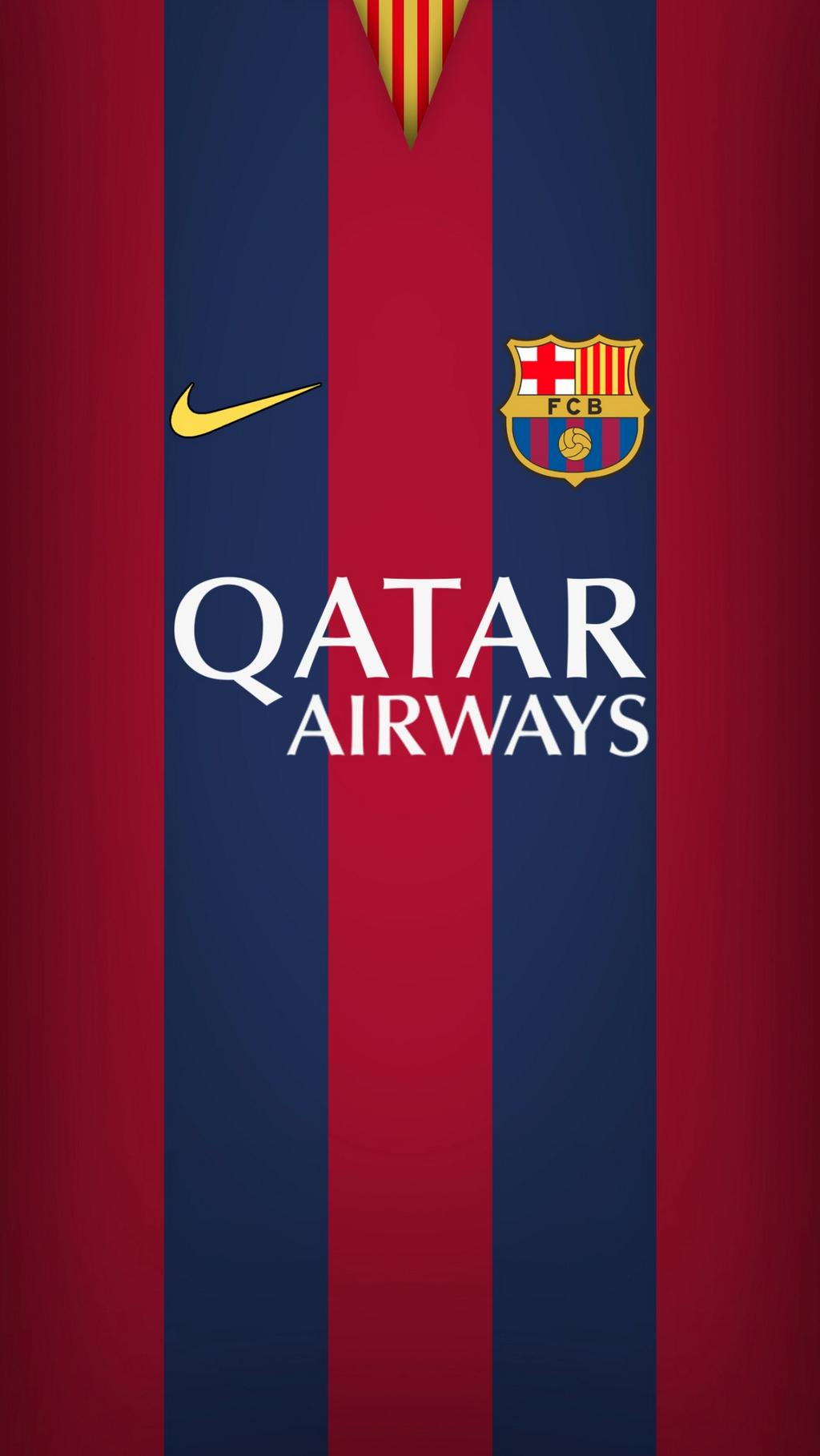 Fc barcelona wallpapers wallpaper cave for Oficina qatar airways madrid