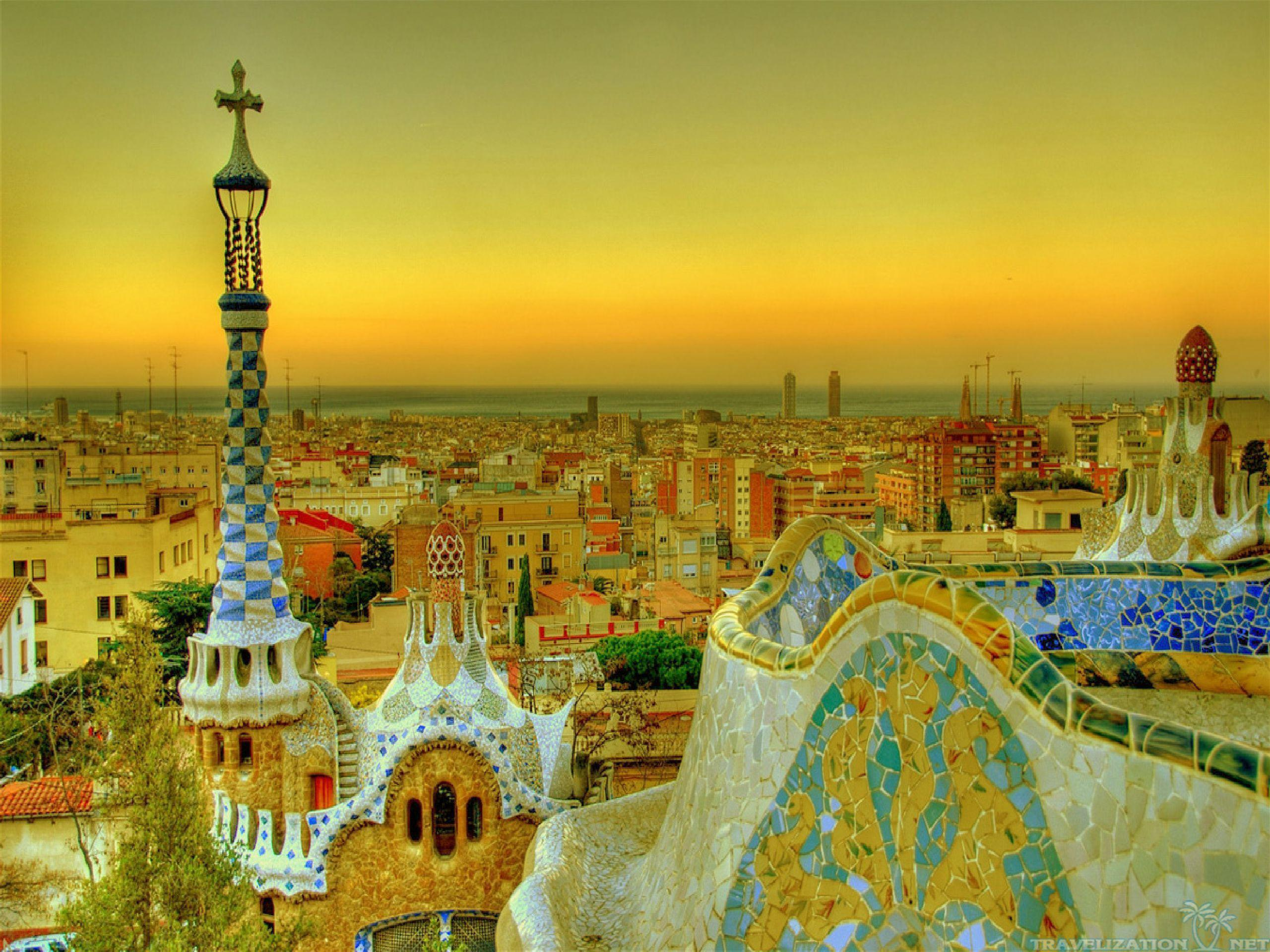 Beauty Of Barcelona Wallpapers | Travelization