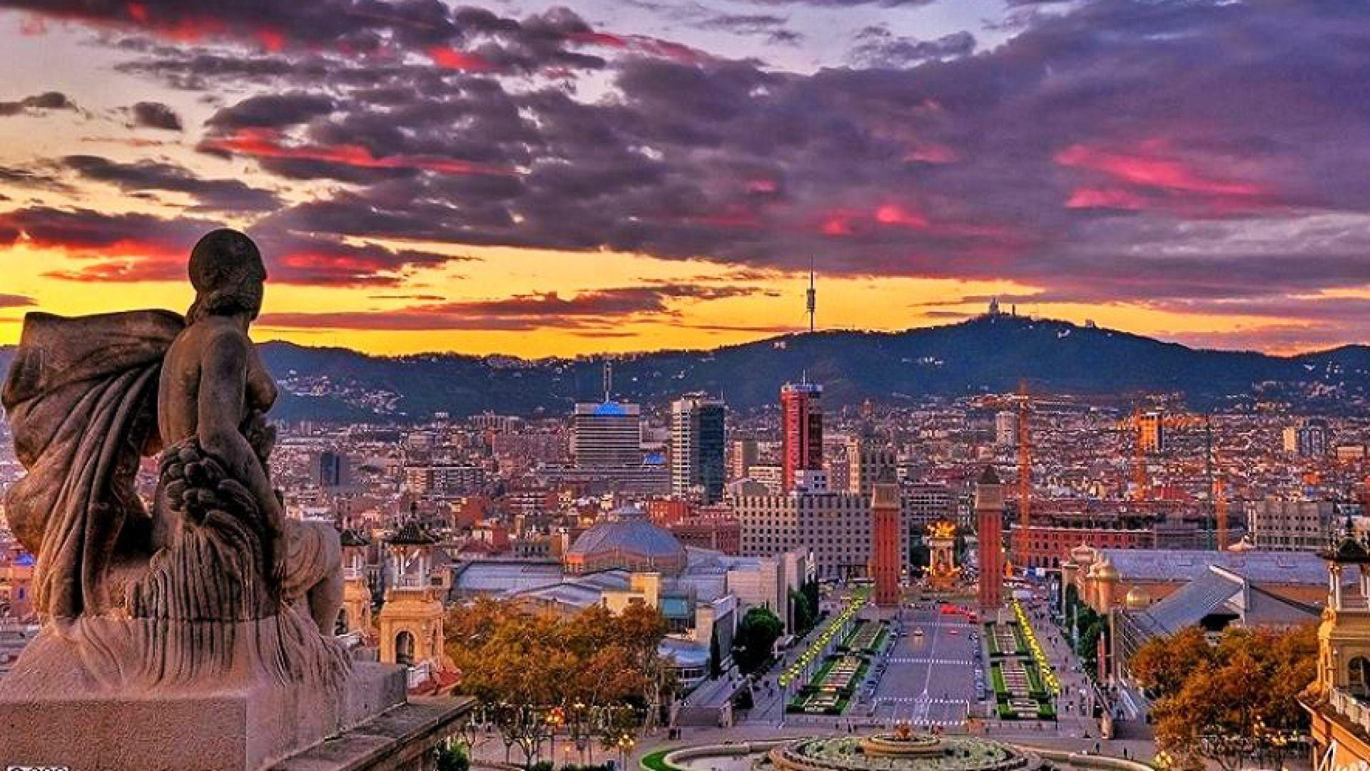 Barcelona City Wallpapers Wallpaper Cave