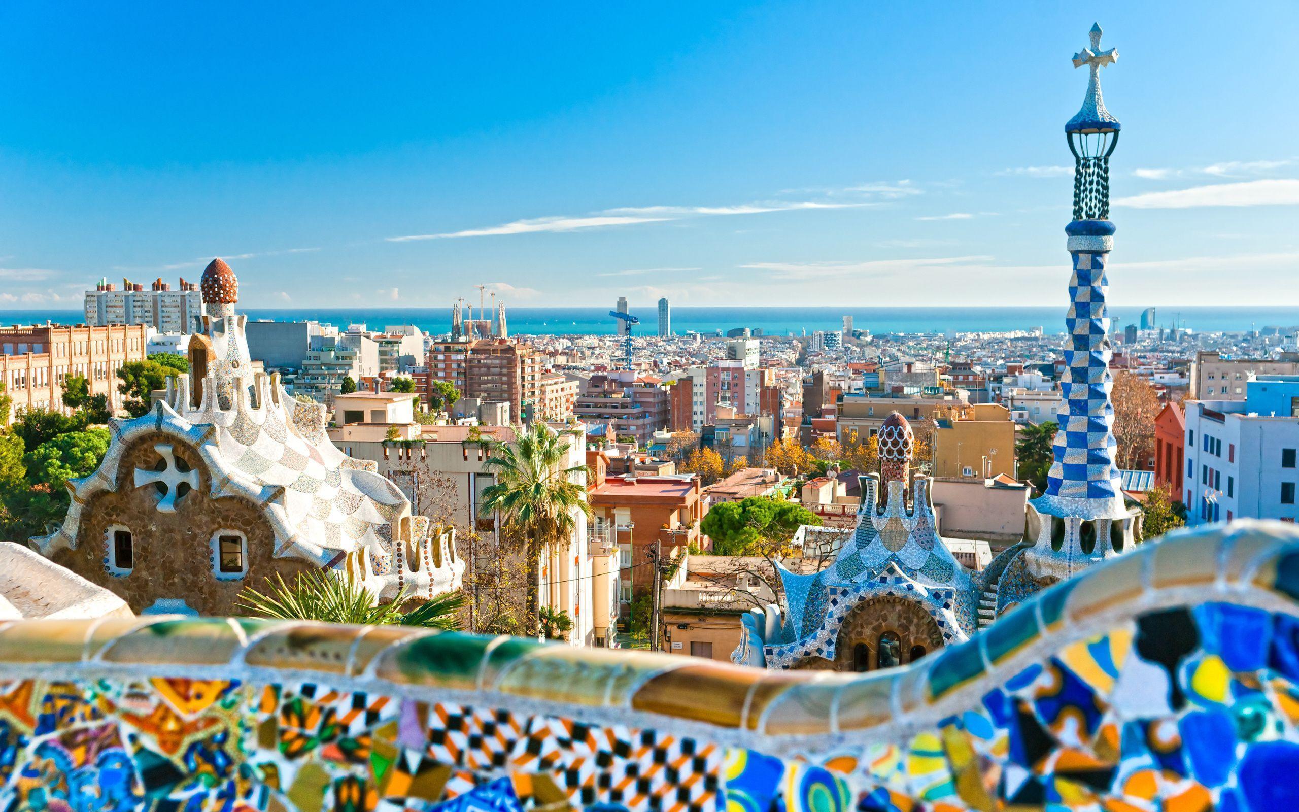 Barcelona City Wallpapers - Wallpaper Cave