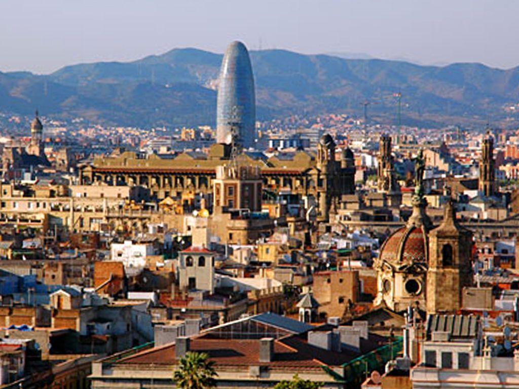 Barcelona City wallpaper