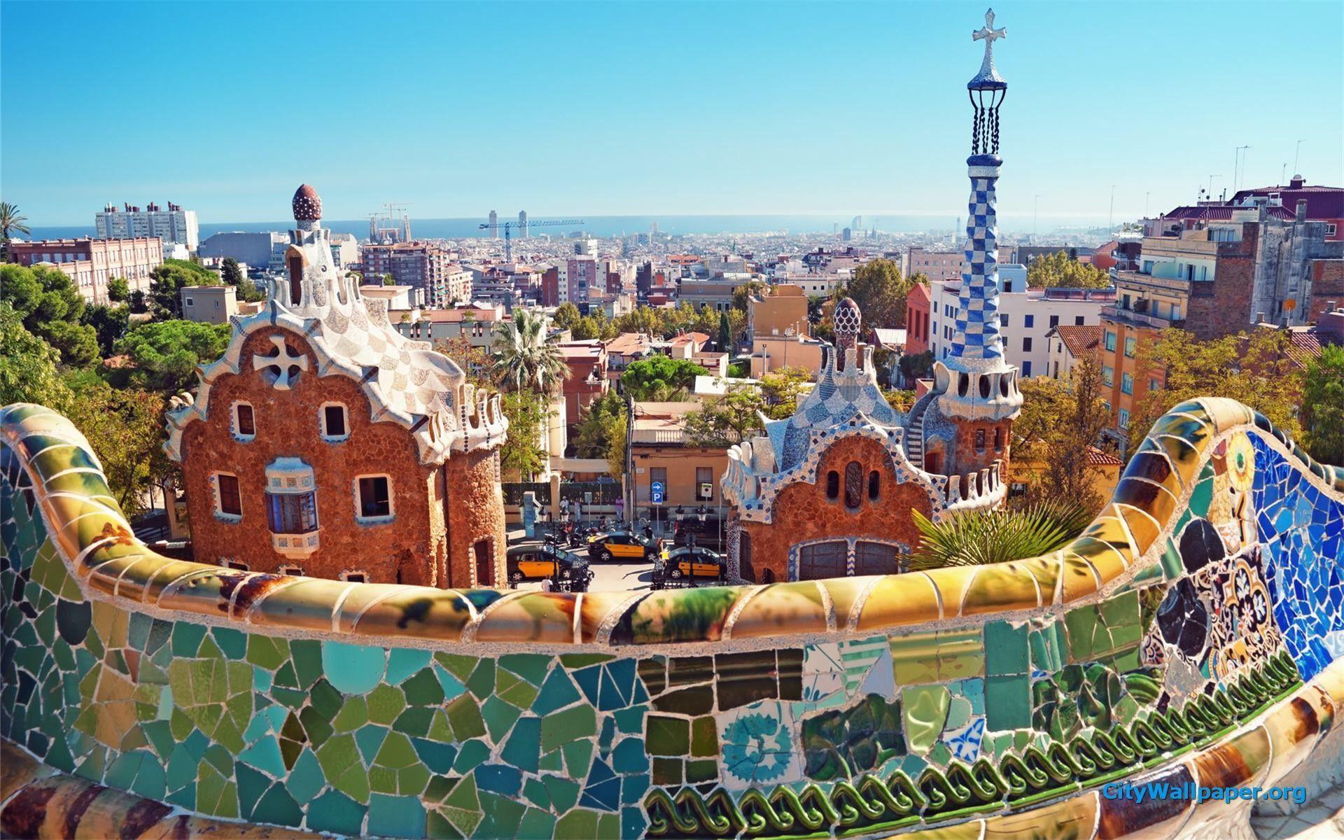 Beautiful Barcelona wallpaper | 1920x1200 | #21073